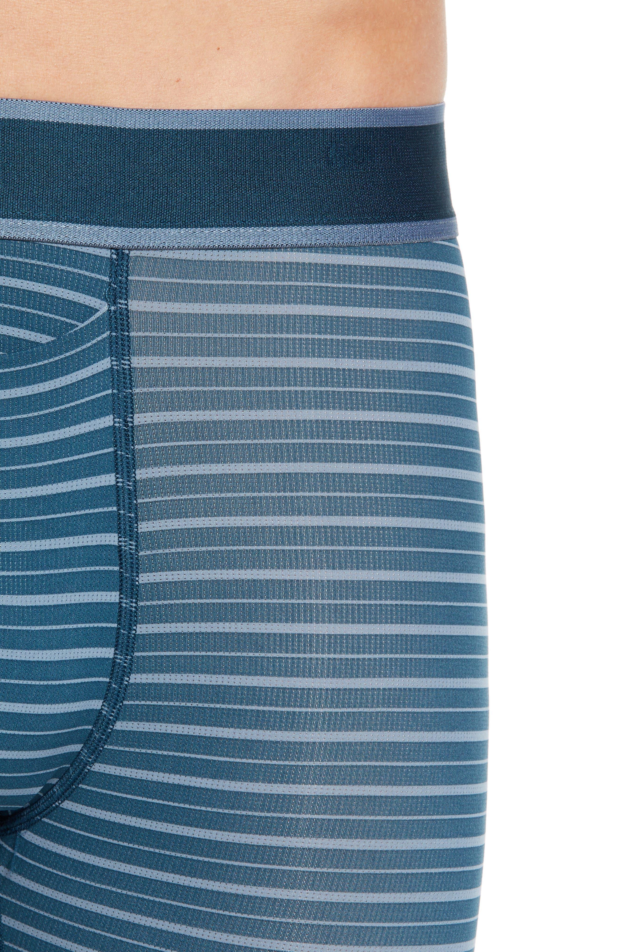Air Boxer Briefs,                             Alternate thumbnail 4, color,                             REFLECTING POND/ BLUE MIRAGE