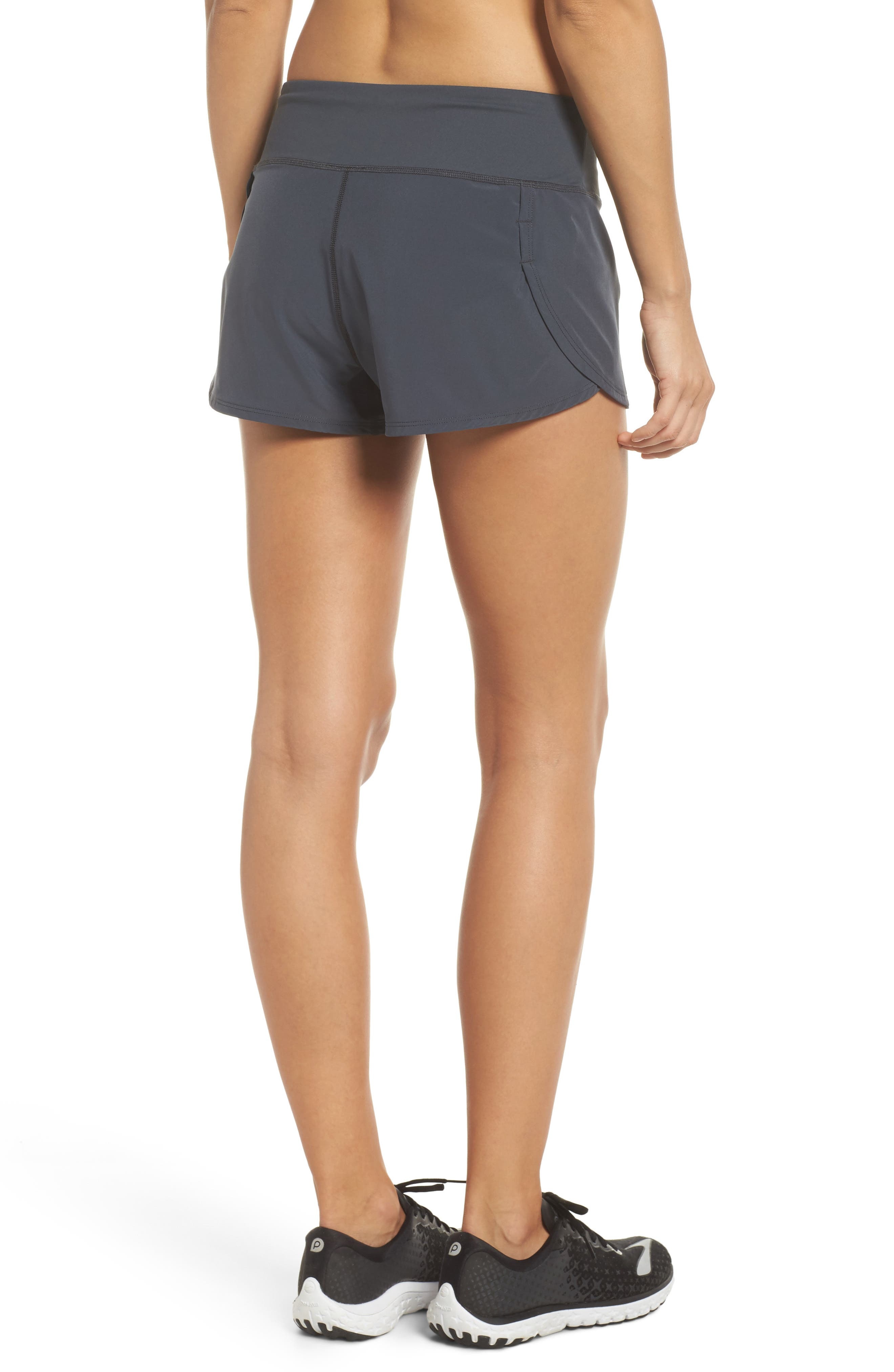 Chaser 3 Shorts,                             Alternate thumbnail 2, color,                             ASPHALT
