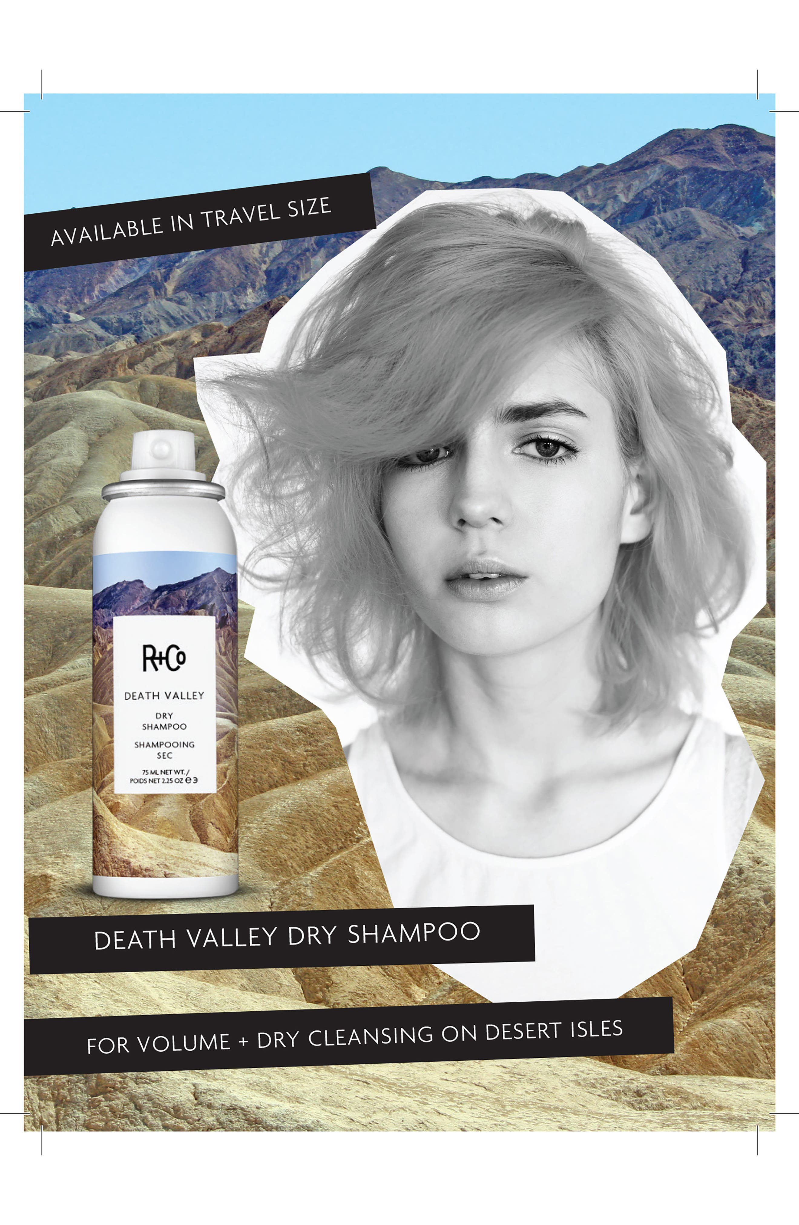 SPACE.NK.apothecary R+Co Death Valley Dry Shampoo,                             Alternate thumbnail 6, color,                             NO COLOR