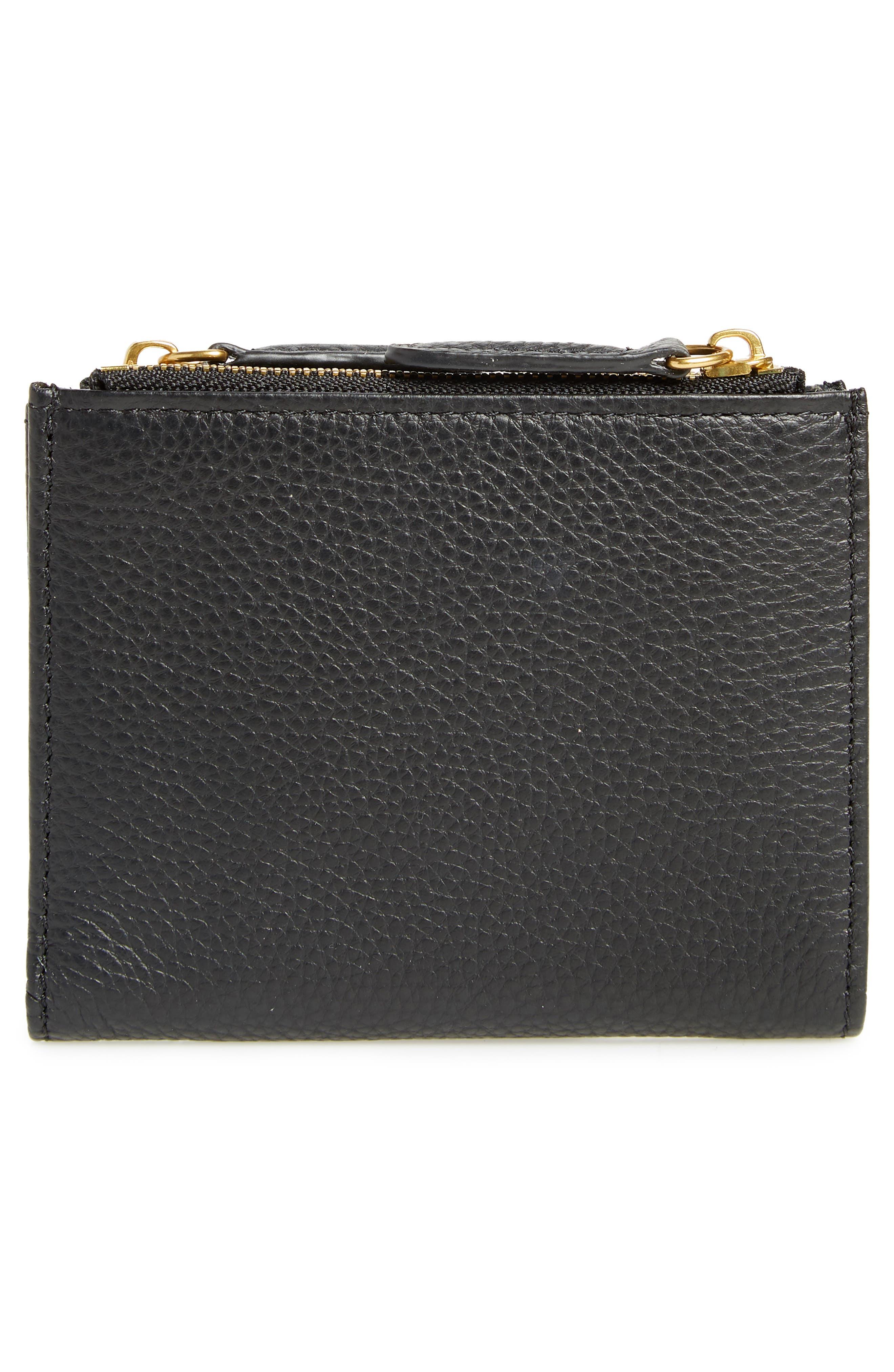 E Leather Wallet,                             Alternate thumbnail 13, color,