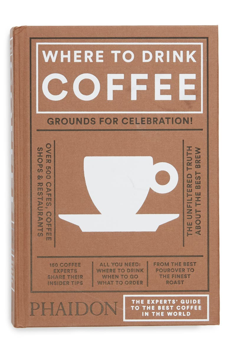 'Where to Drink Coffee' Book | Nordstrom
