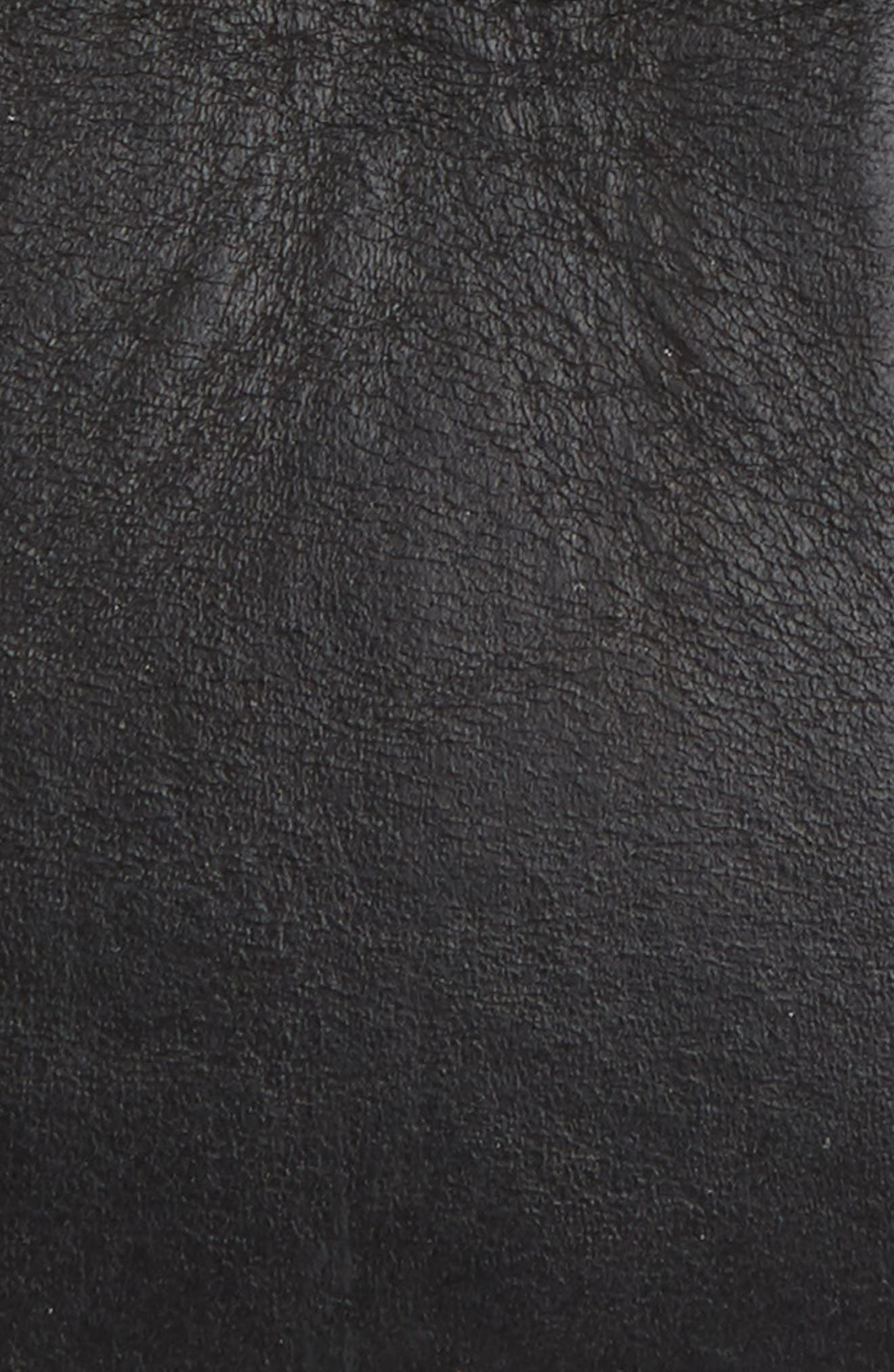 Vachetta Leather Belt,                             Main thumbnail 1, color,                             FLORIDA BLACK
