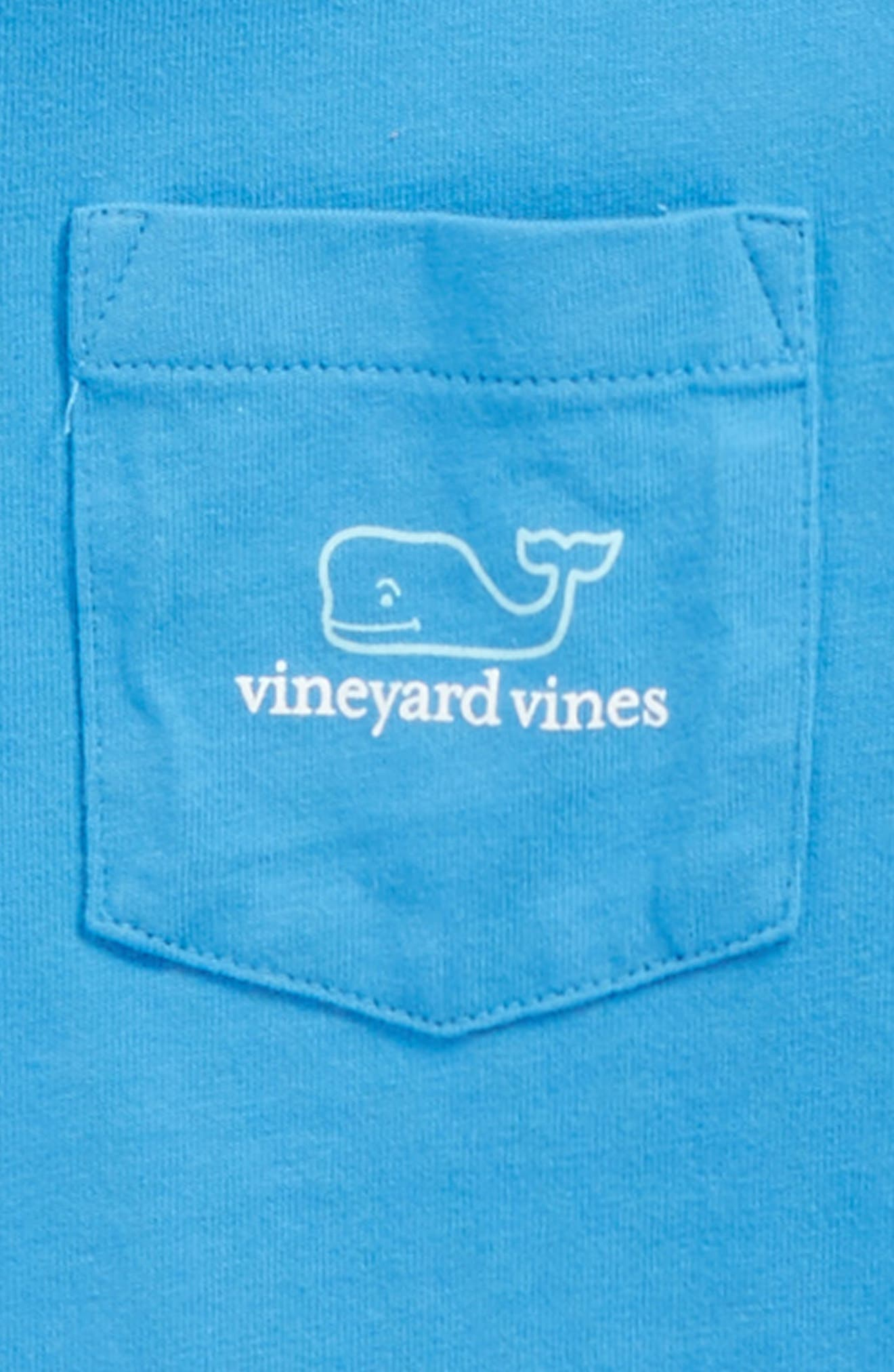Two-Tone Whale Hooded T-Shirt,                             Alternate thumbnail 8, color,