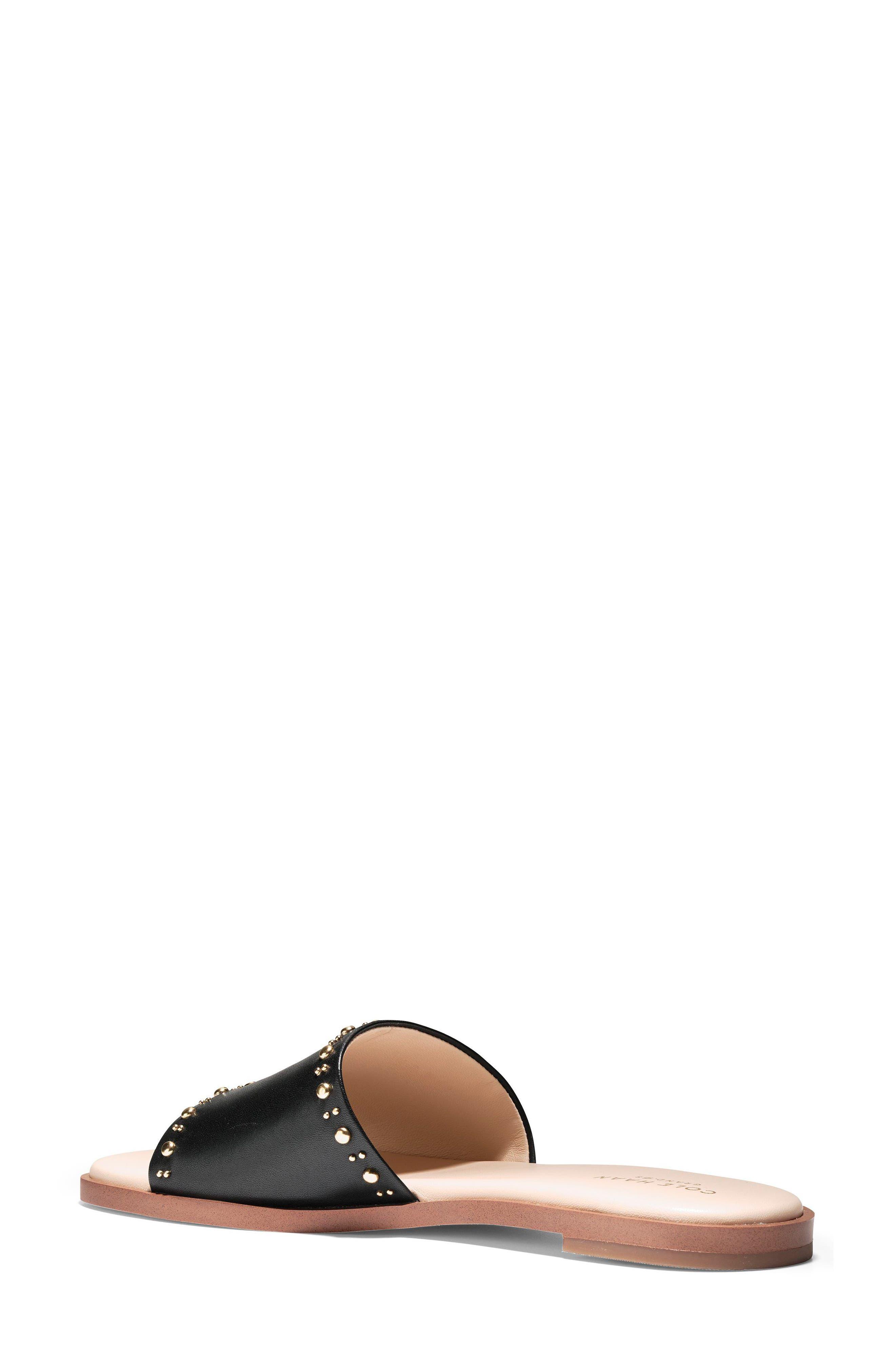 Anica Slide Sandal,                             Alternate thumbnail 2, color,                             001