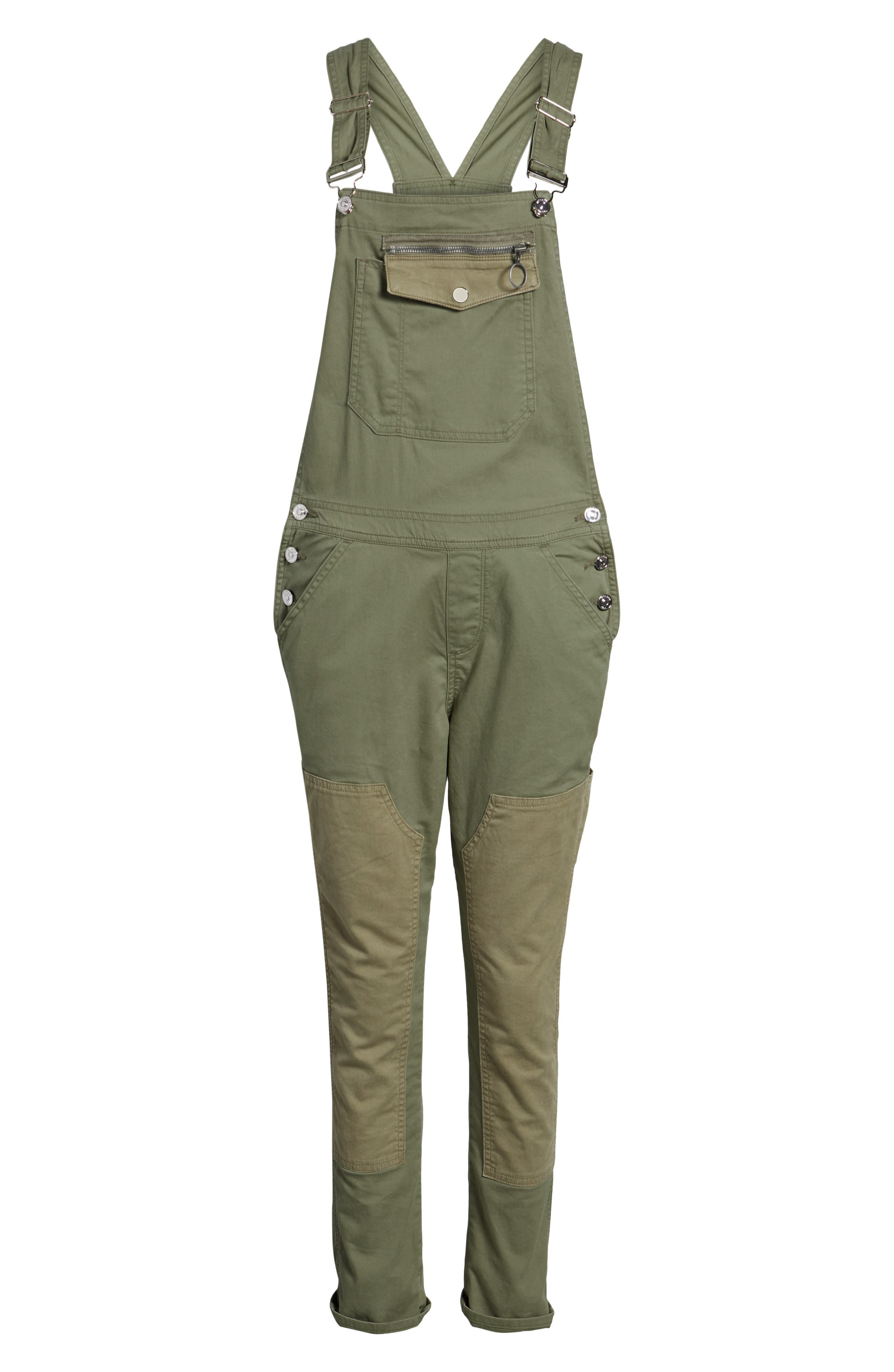 Workwear Overalls,                             Alternate thumbnail 7, color,