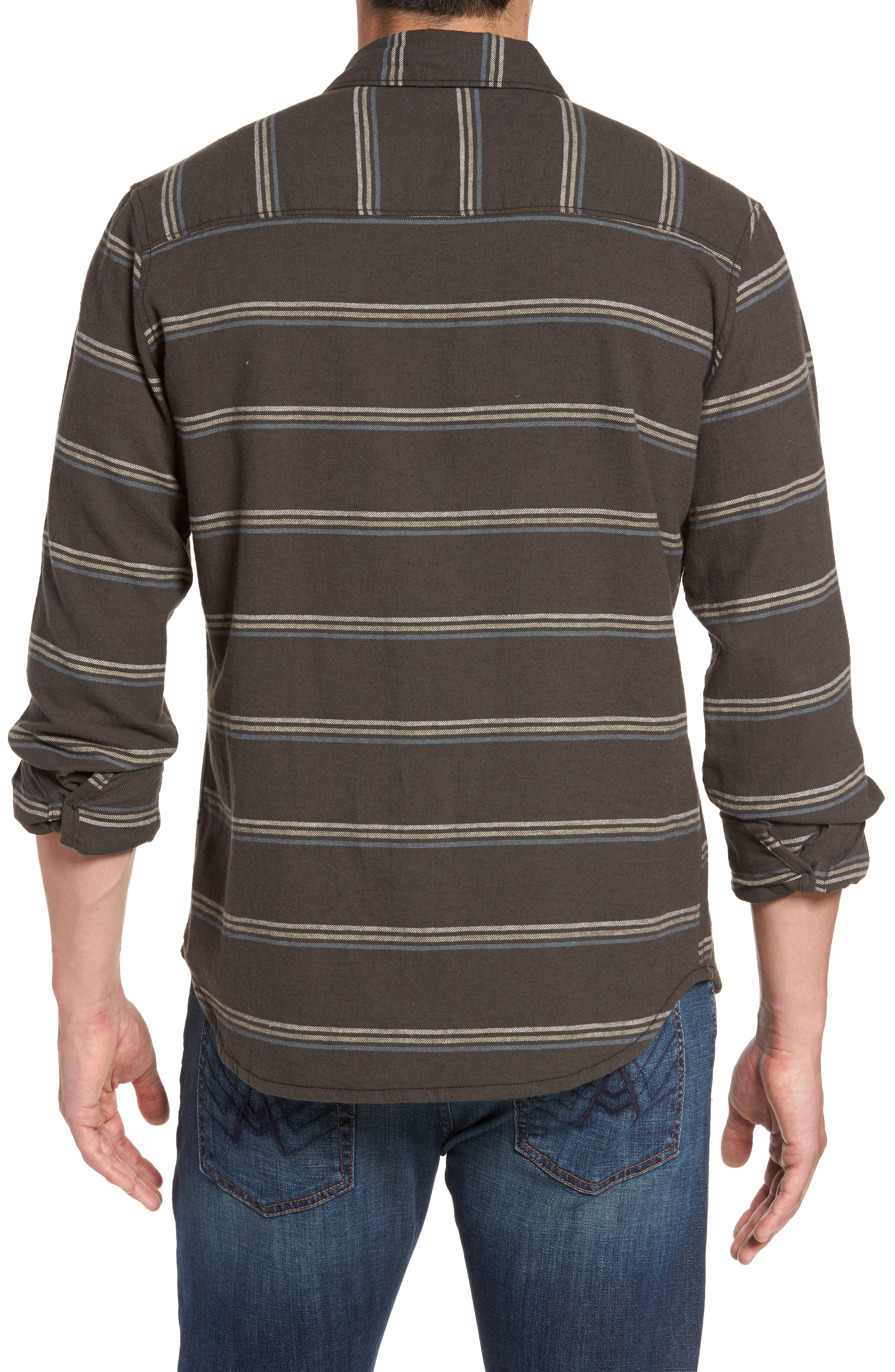 McKinley Stripe Shirt,                             Alternate thumbnail 2, color,                             002
