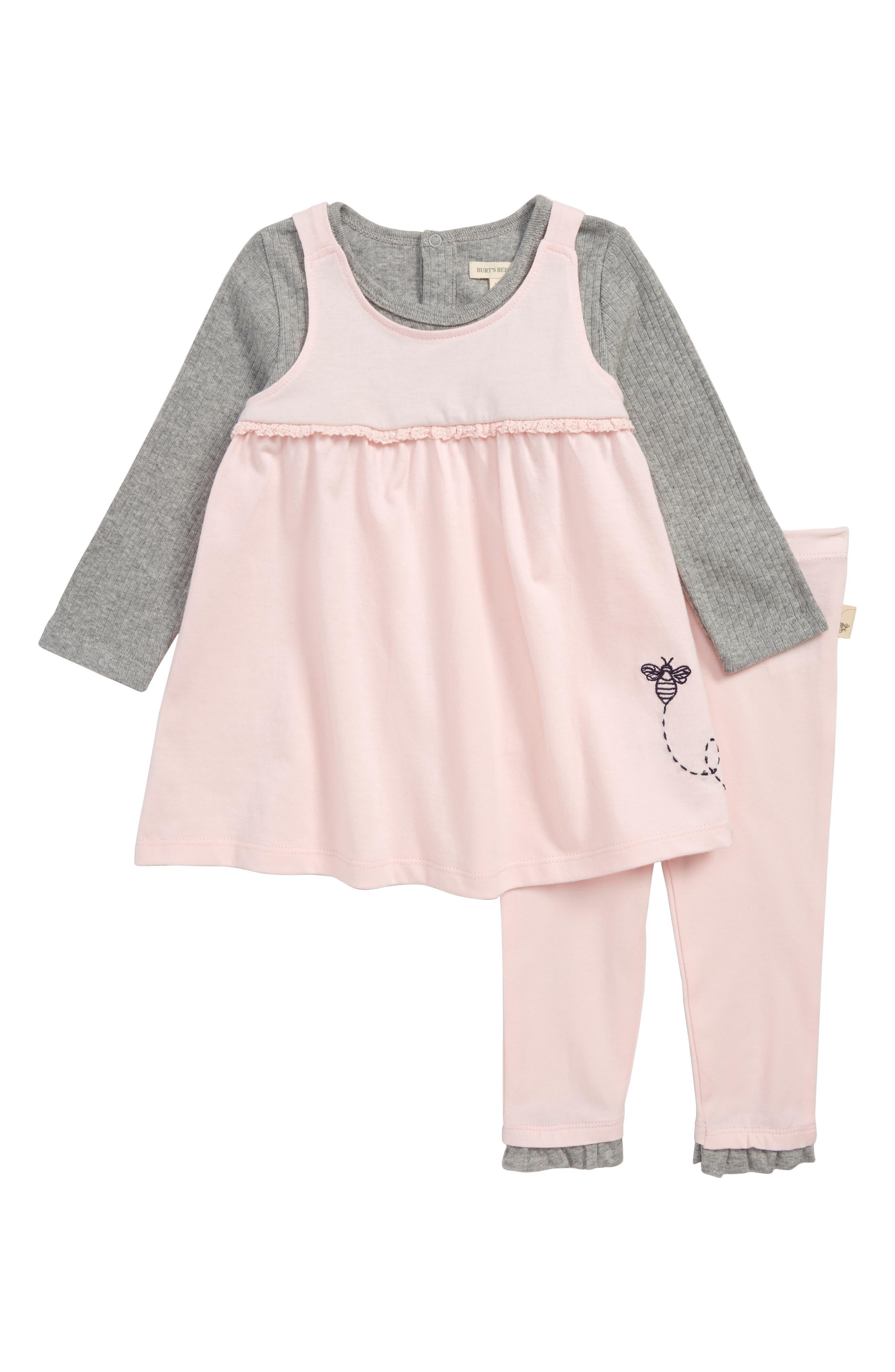 Dress & Pants Set,                         Main,                         color, 680