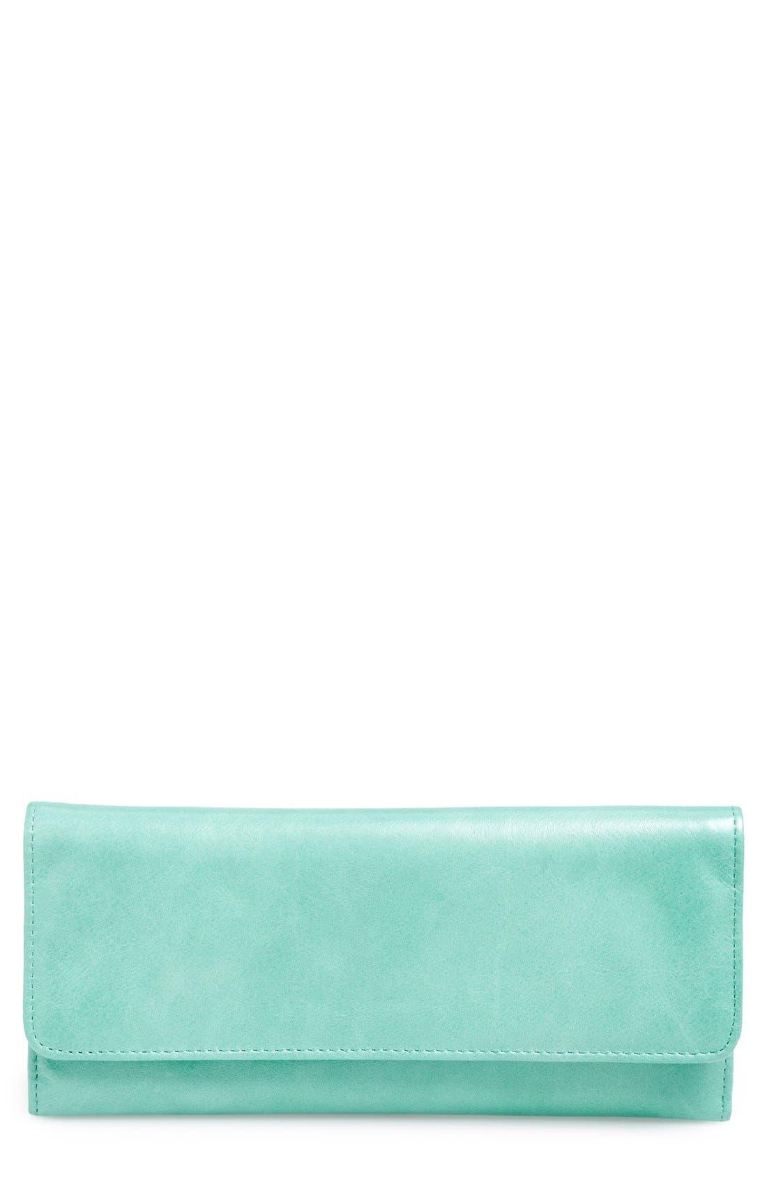 'Sadie' Leather Wallet,                             Main thumbnail 40, color,