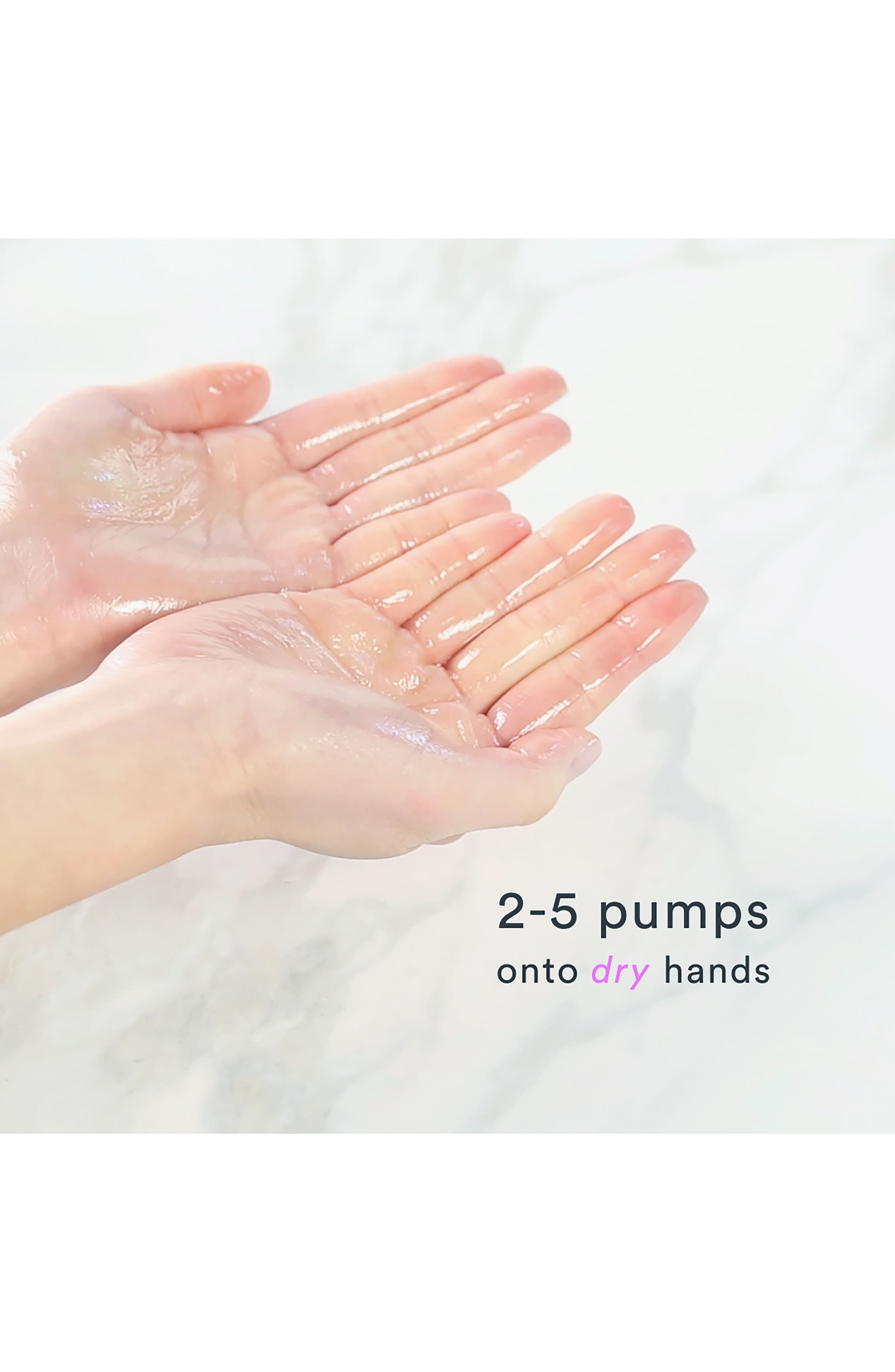 Julep<sup>™</sup> love your bare face Hydrating Cleansing Oil,                             Alternate thumbnail 7, color,                             NO COLOR