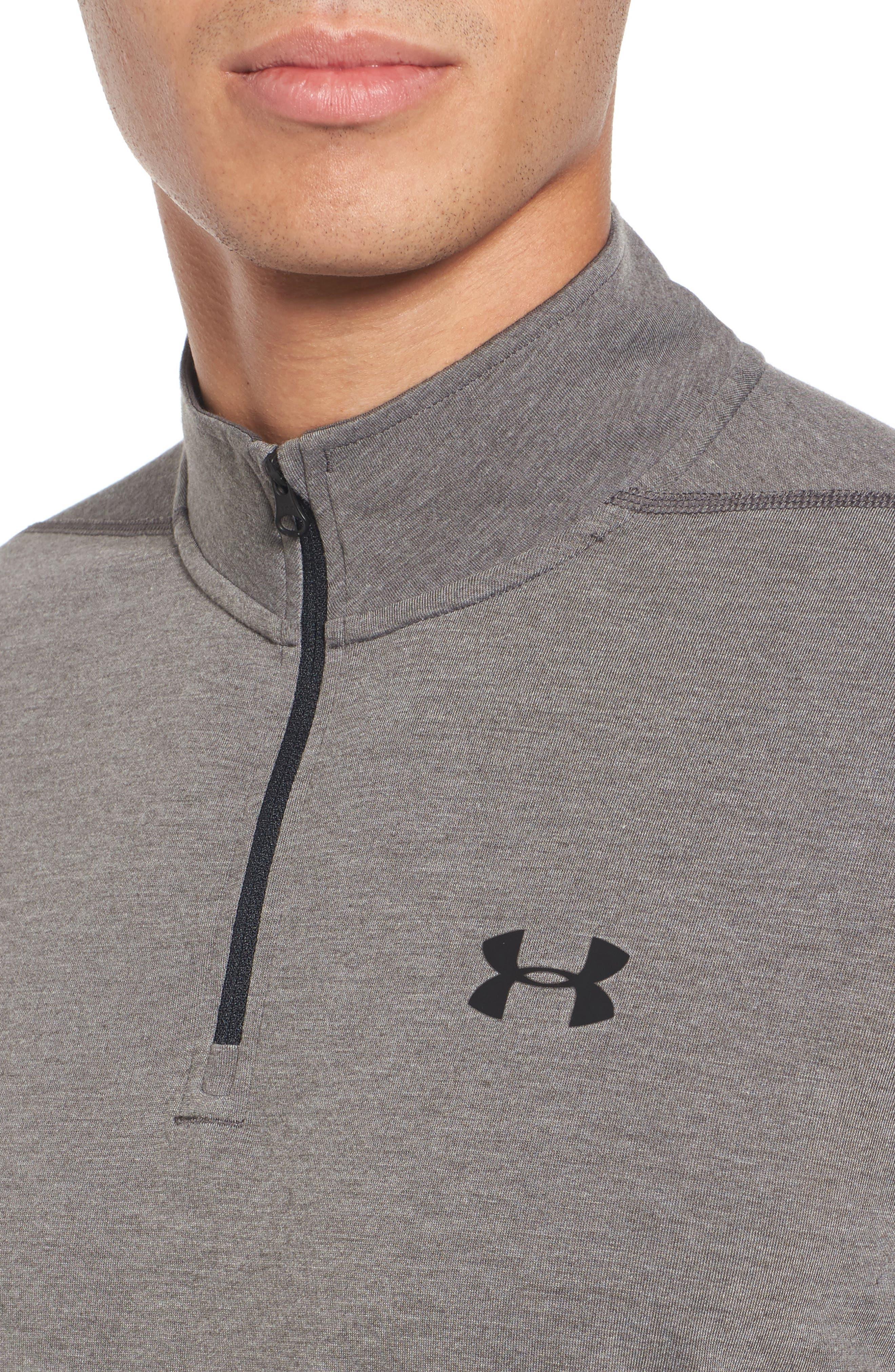 Threadborne Quarter-Zip Performance Shirt,                             Alternate thumbnail 42, color,