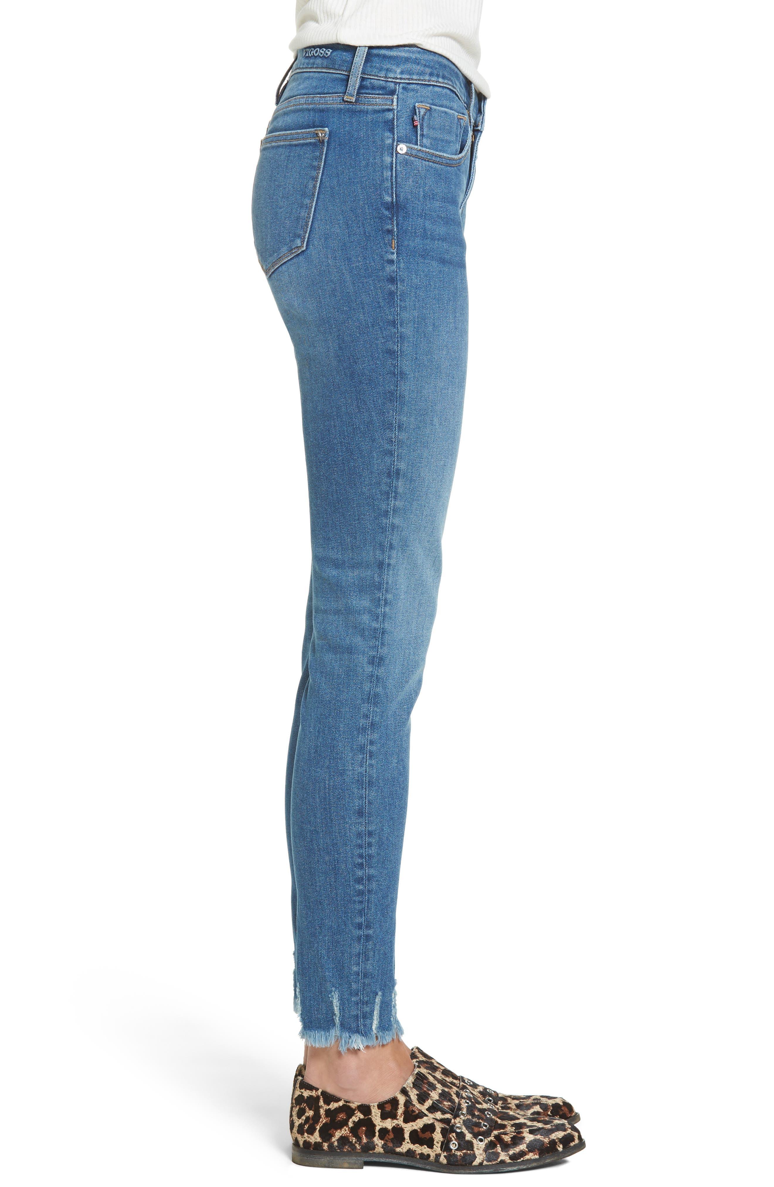 Jagger Skinny Jeans,                             Alternate thumbnail 3, color,                             426