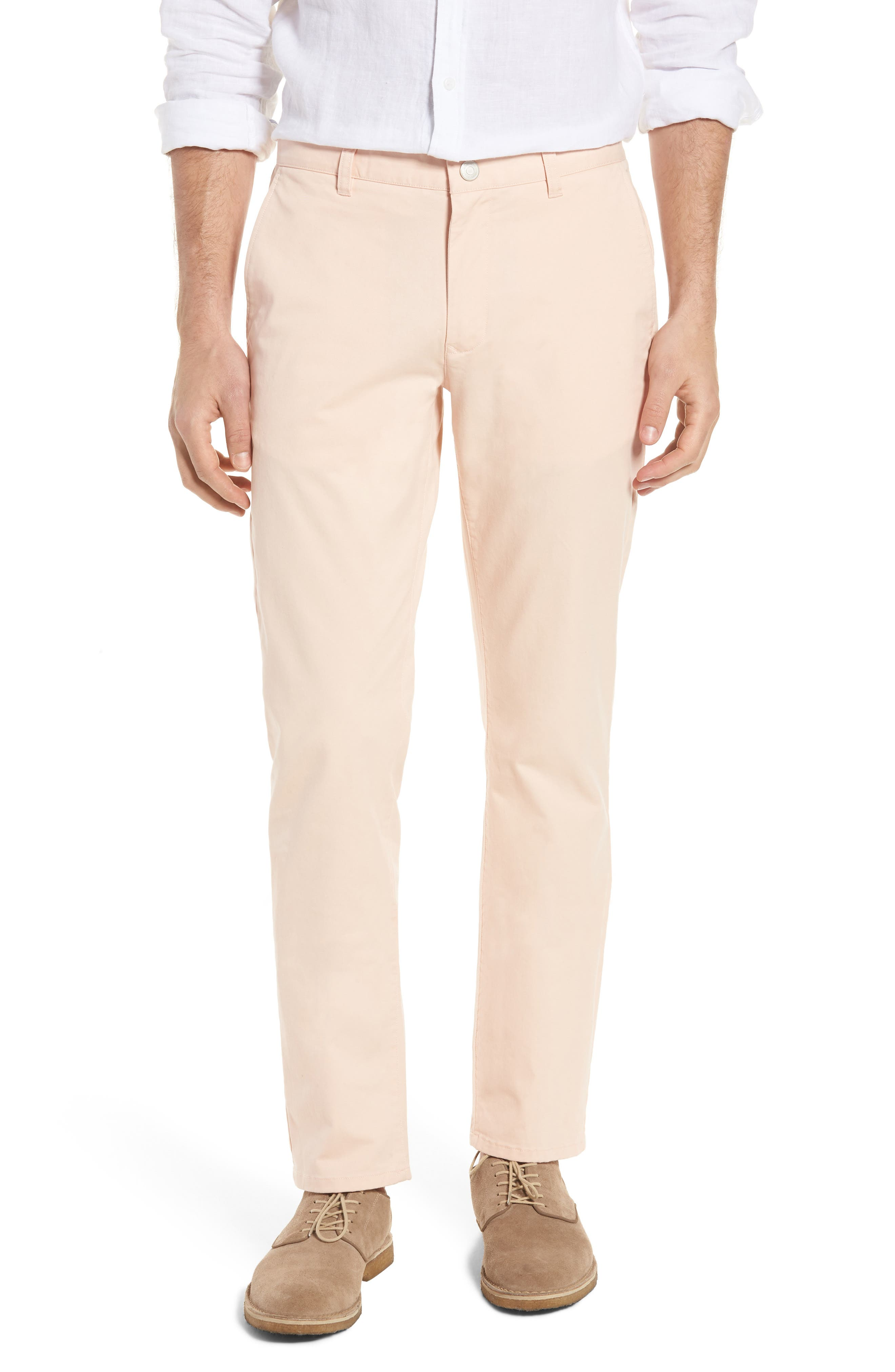 Tailored Fit Washed Stretch Cotton Chinos,                             Main thumbnail 22, color,