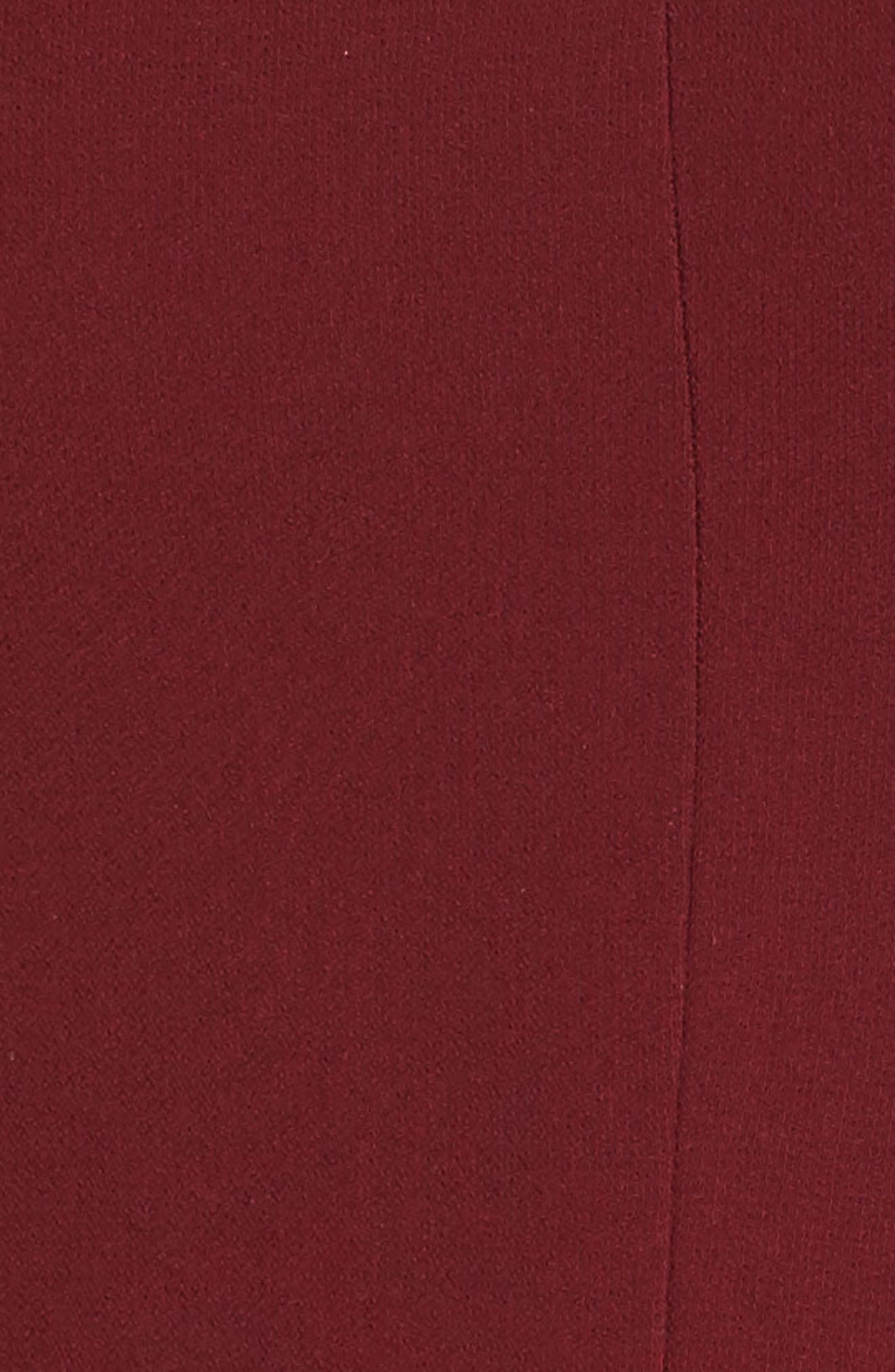 Elinda Strapless Jumpsuit,                             Alternate thumbnail 5, color,                             601