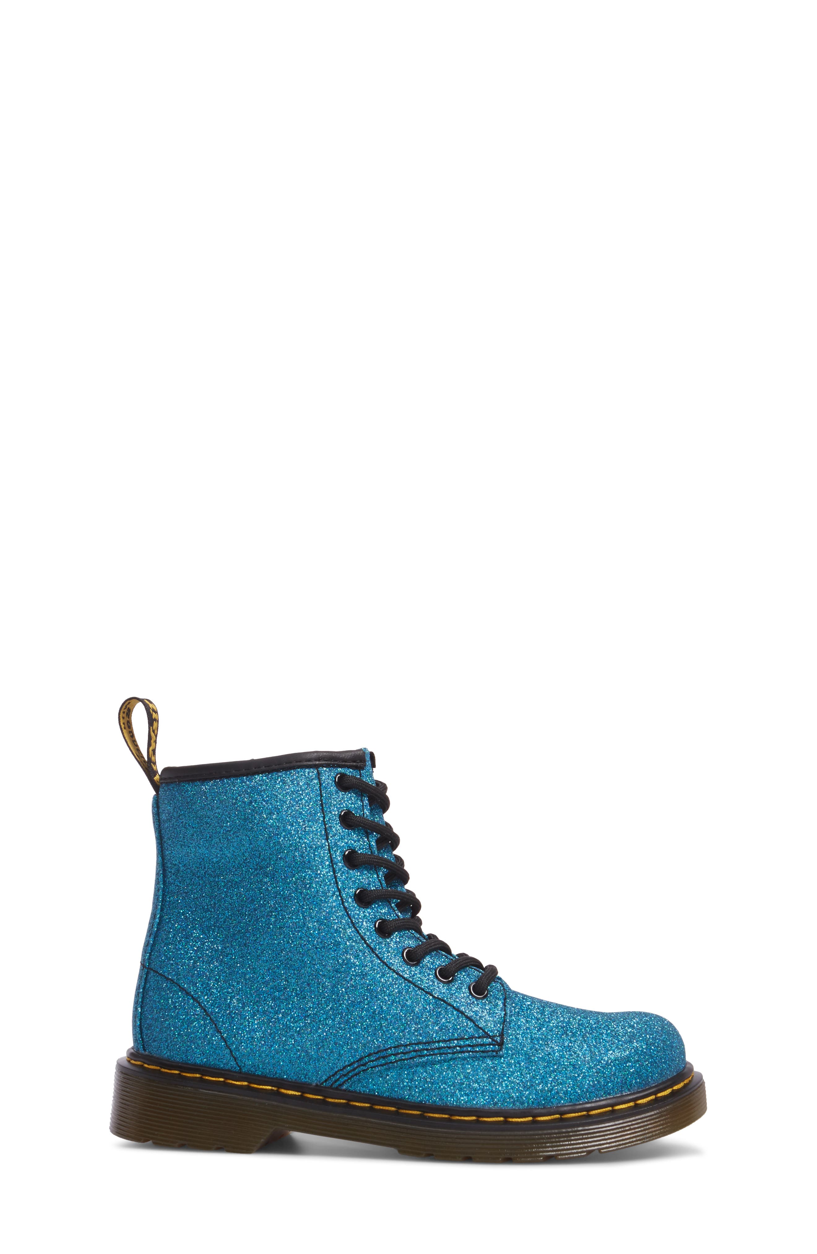 Delaney Glitter Boot,                             Alternate thumbnail 9, color,