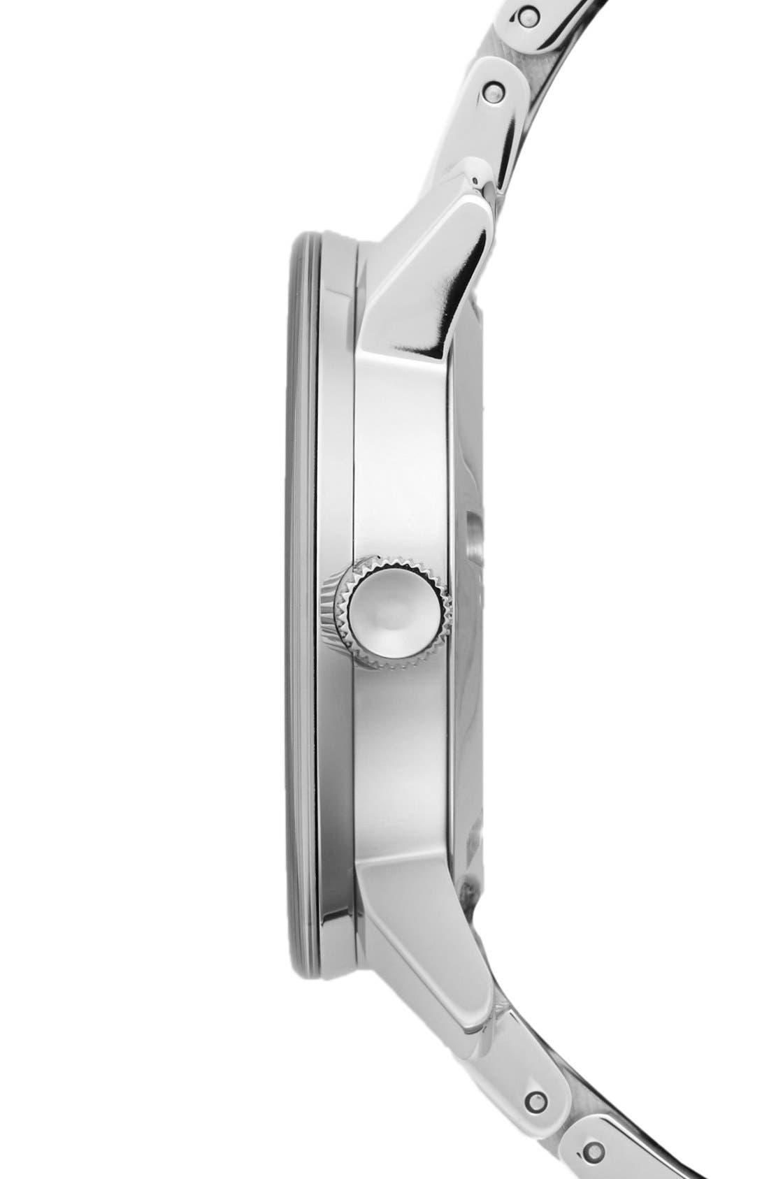 'Bold' Round Bracelet Watch, 36mm,                             Alternate thumbnail 16, color,