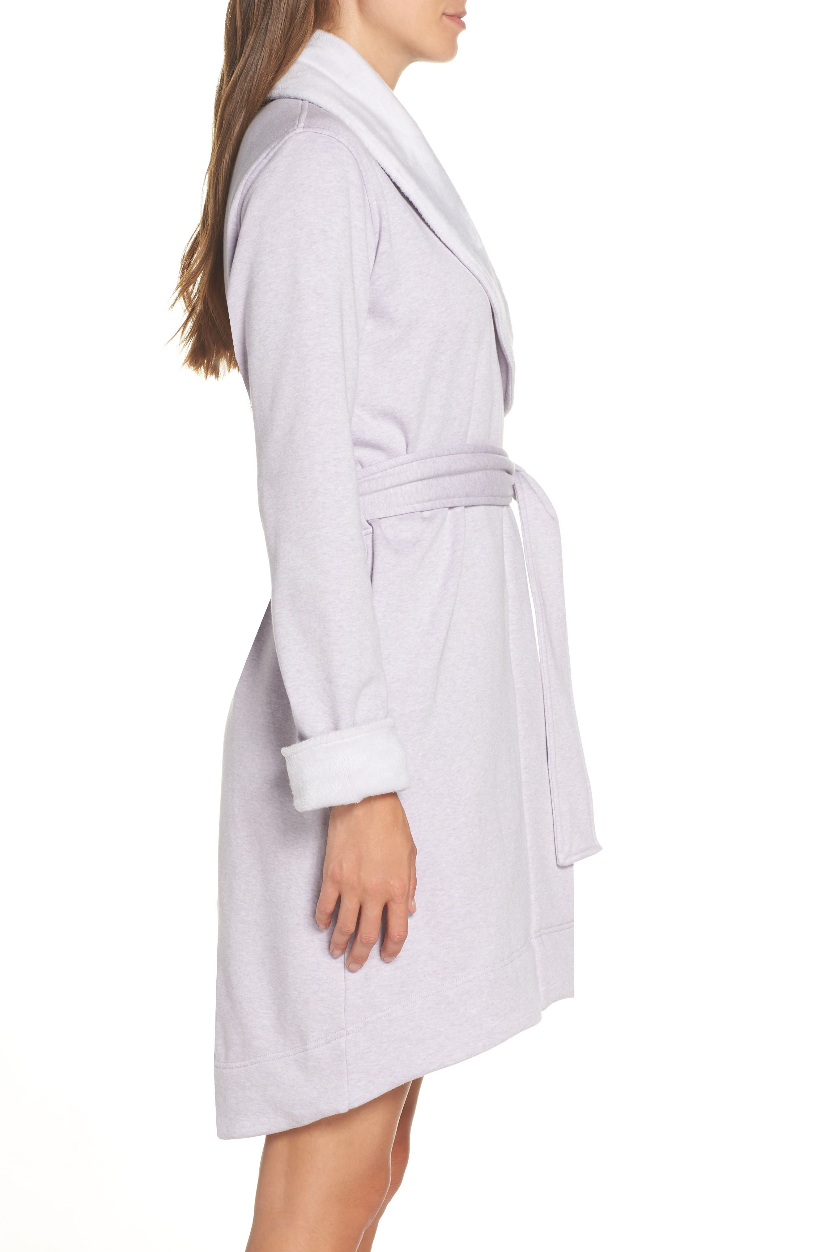 Blanche II Short Robe,                             Alternate thumbnail 19, color,