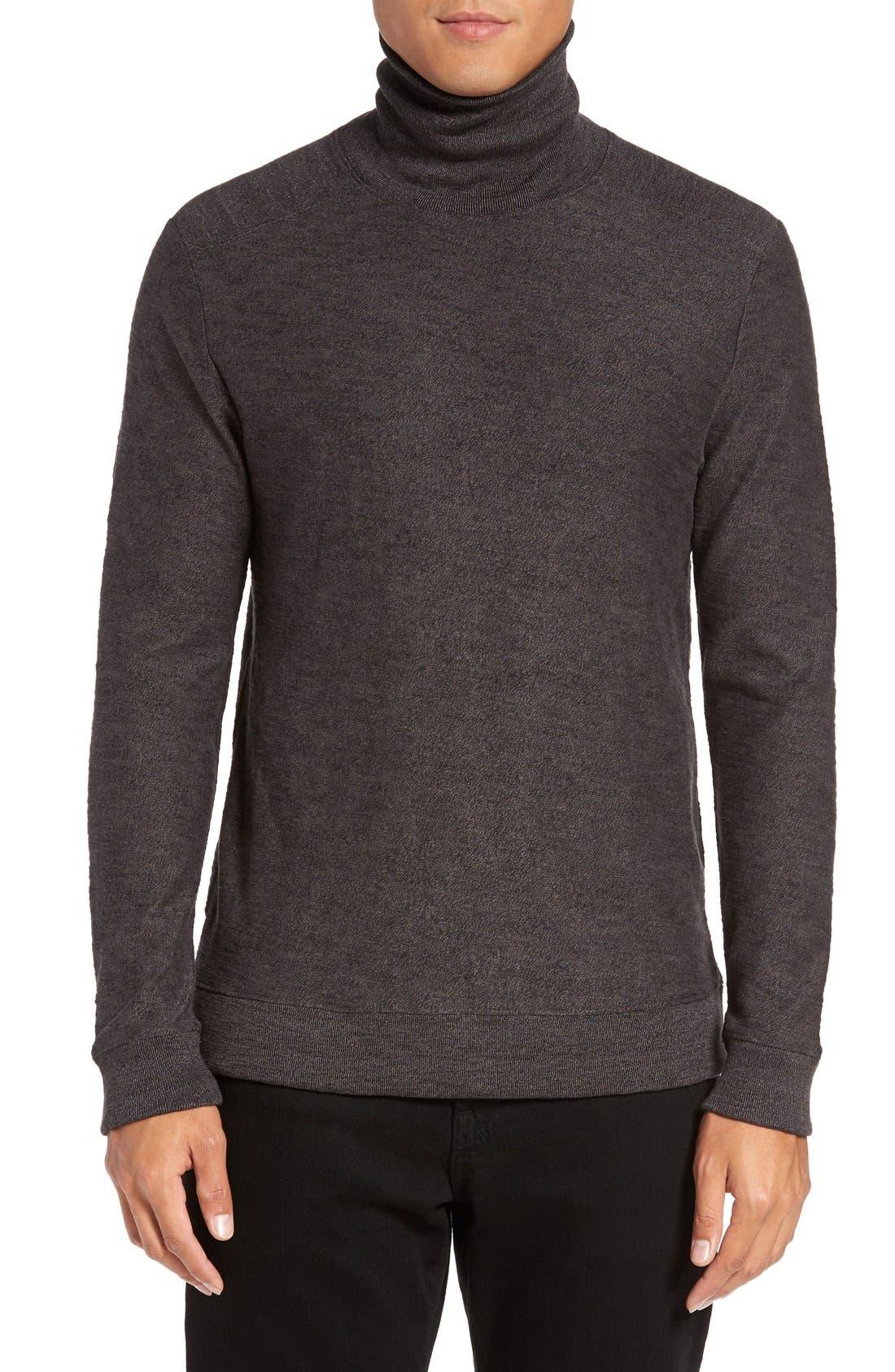 Turtleneck Sweater,                         Main,                         color, 034