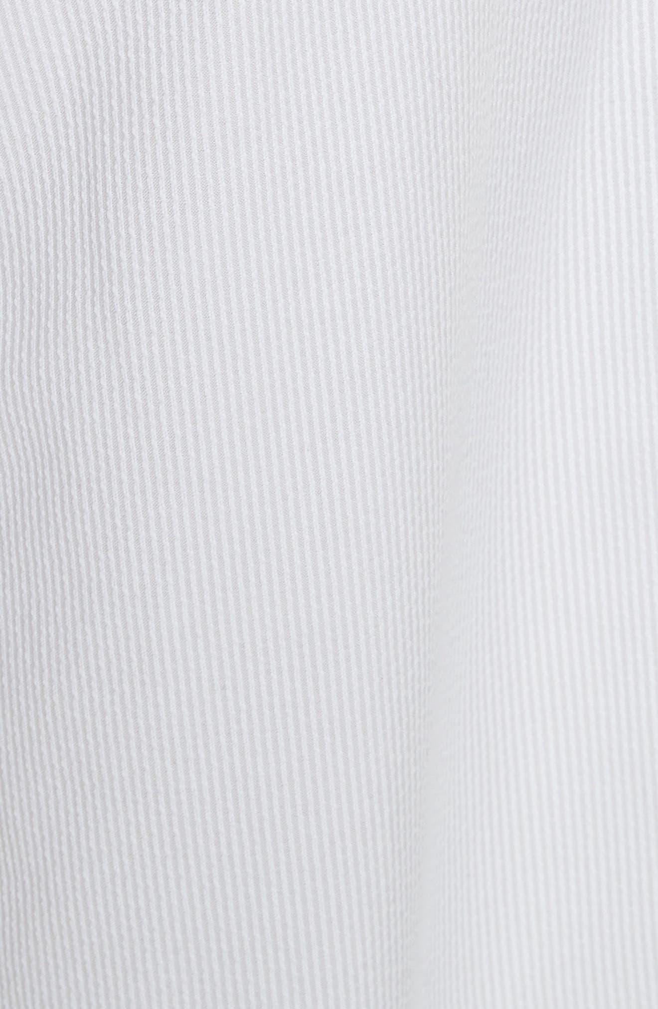 Natalie Crop Tie Waist Pants,                             Alternate thumbnail 5, color,                             020