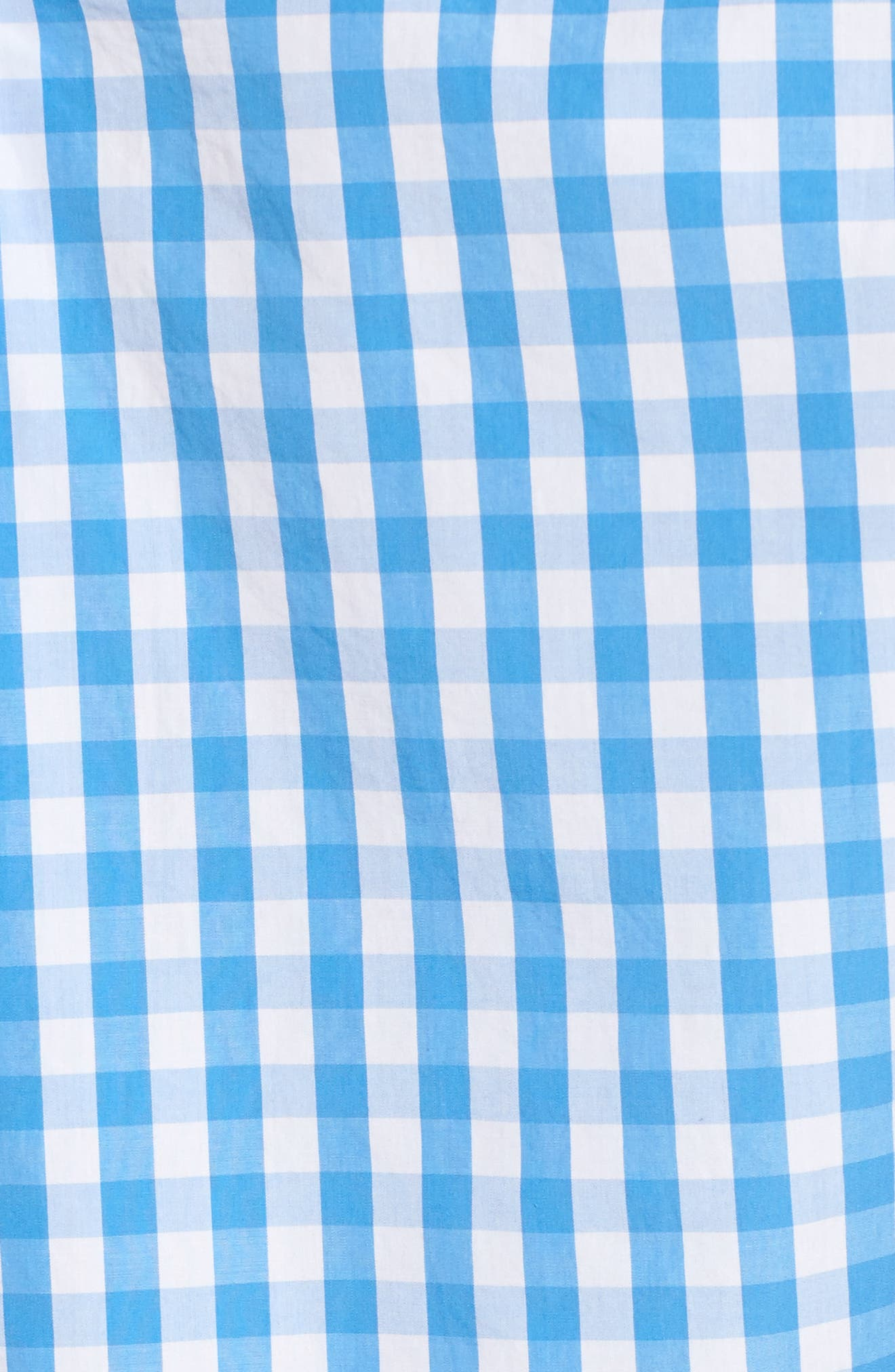 Seabreeze Gingham Pocket Shirt,                             Alternate thumbnail 5, color,                             464