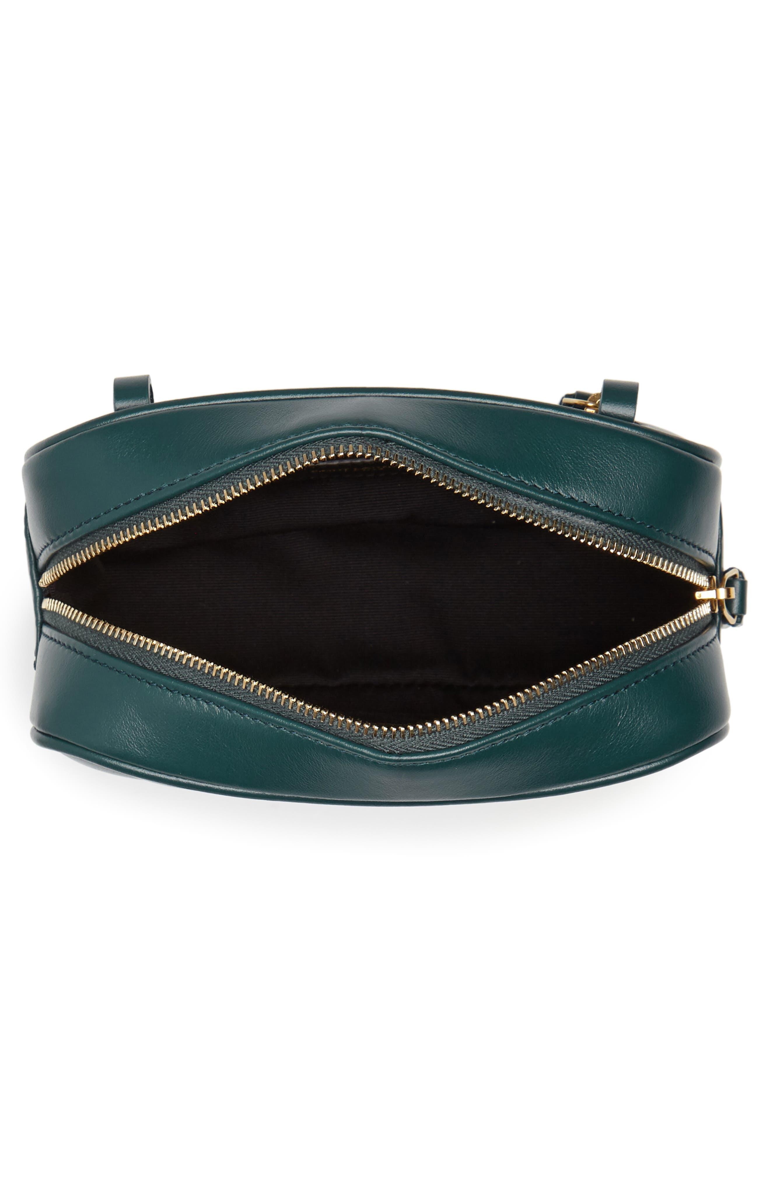 Loulou Matelassé Leather Belt Bag,                             Alternate thumbnail 5, color,                             300