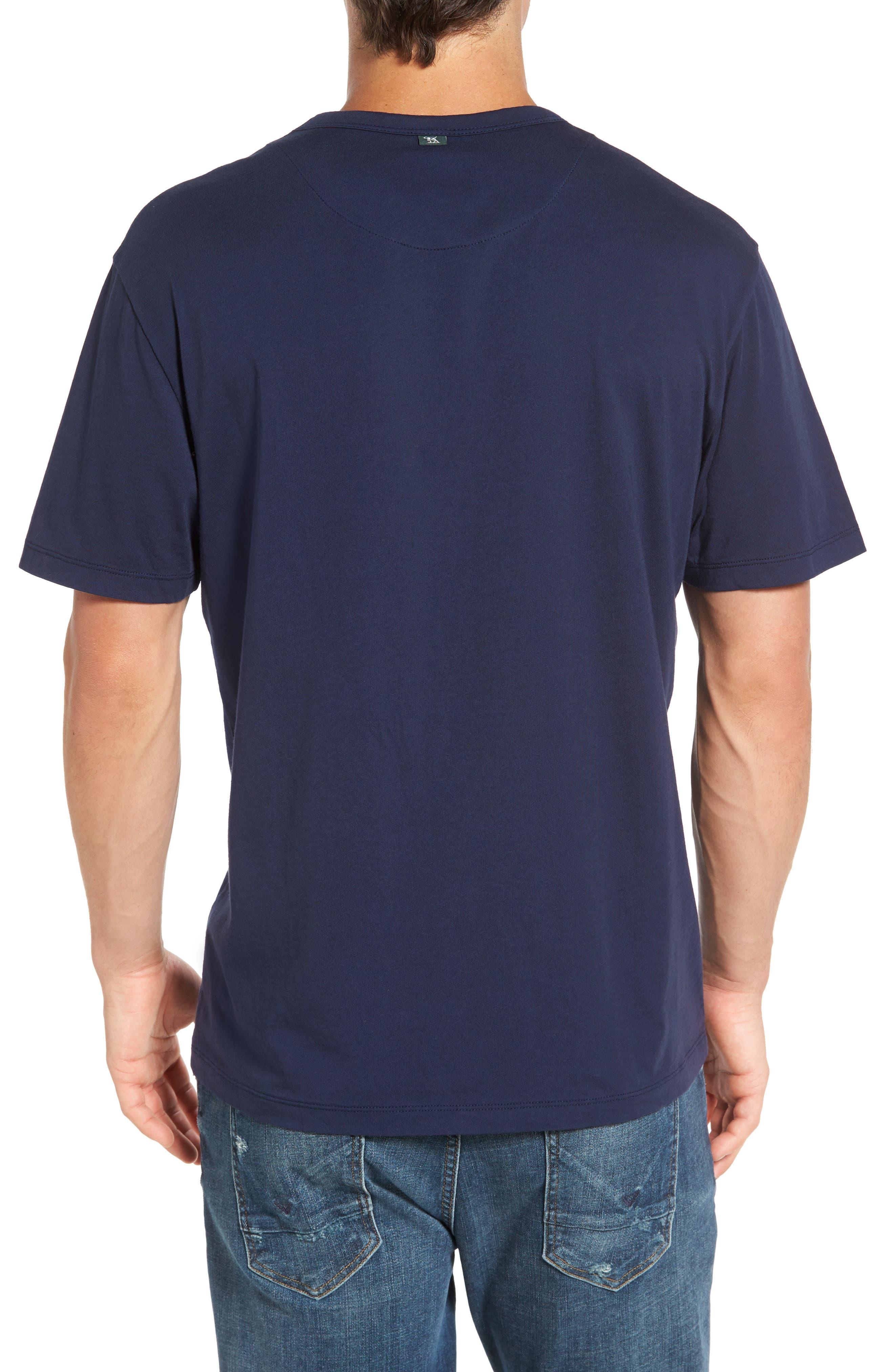 Spinnaker Bay Sports Fit Crewneck T-Shirt,                             Alternate thumbnail 8, color,
