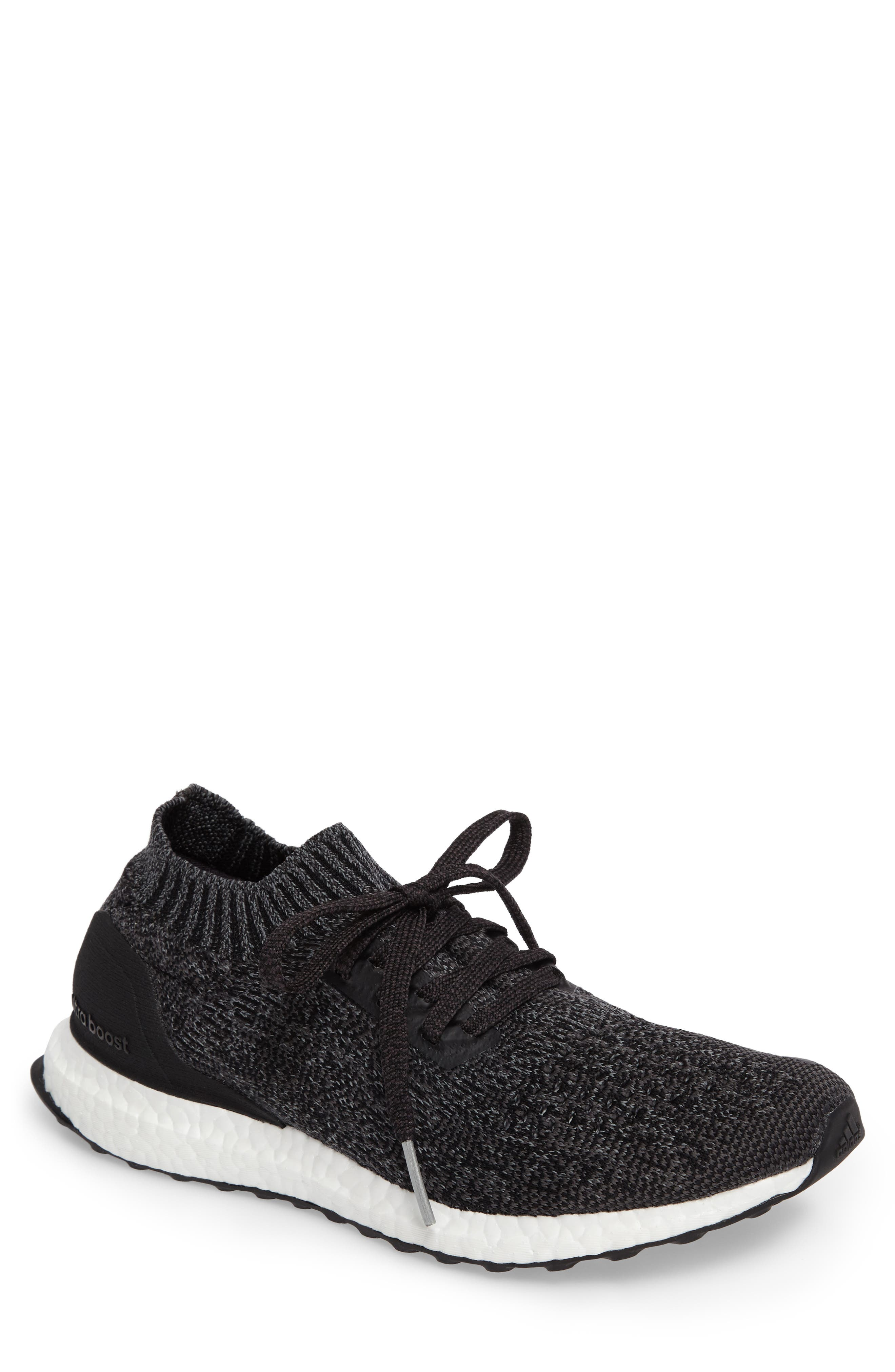 'UltraBoost Uncaged' Running Shoe,                             Main thumbnail 2, color,
