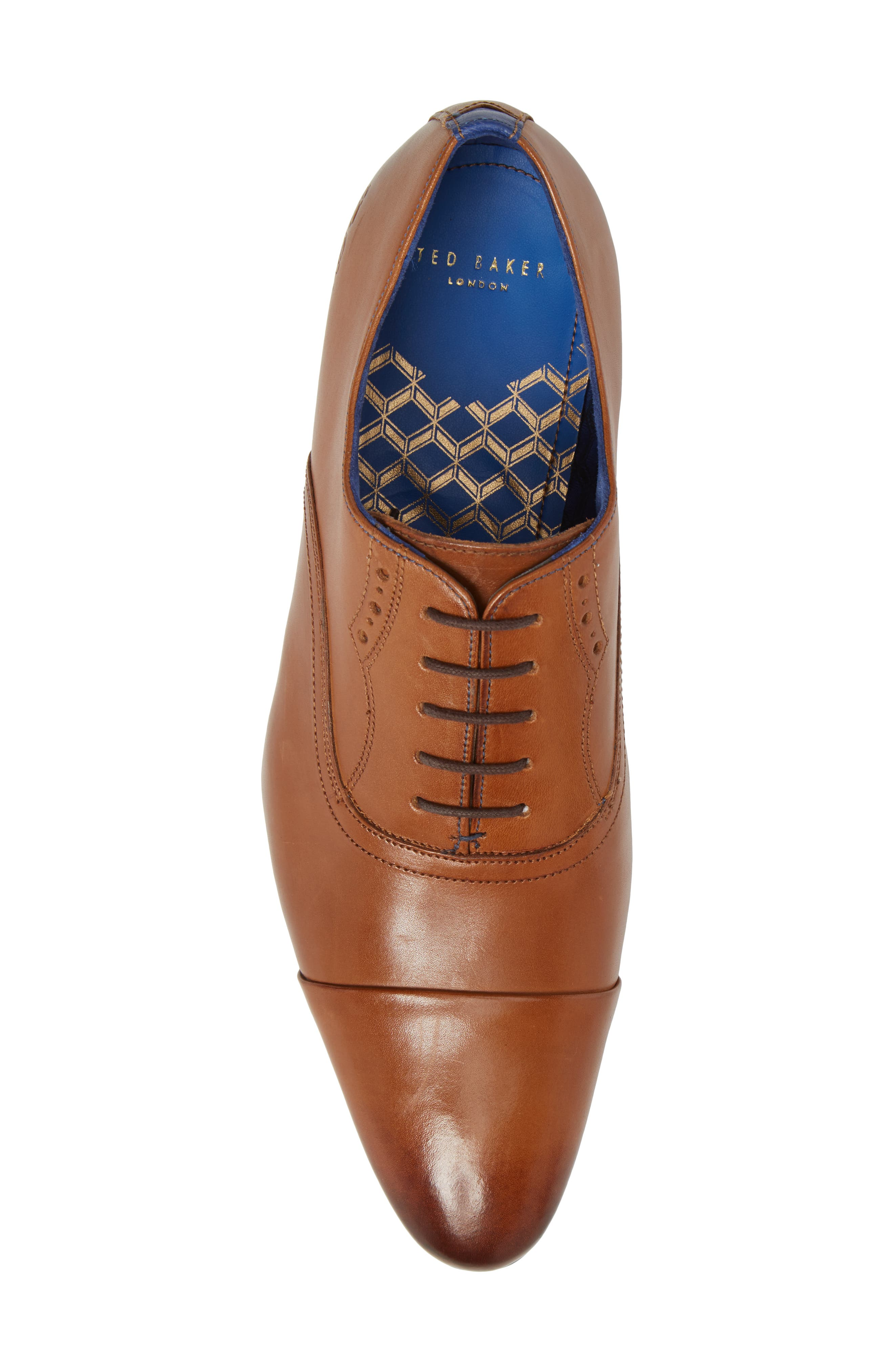 Murain Cap Toe Oxford,                             Alternate thumbnail 14, color,