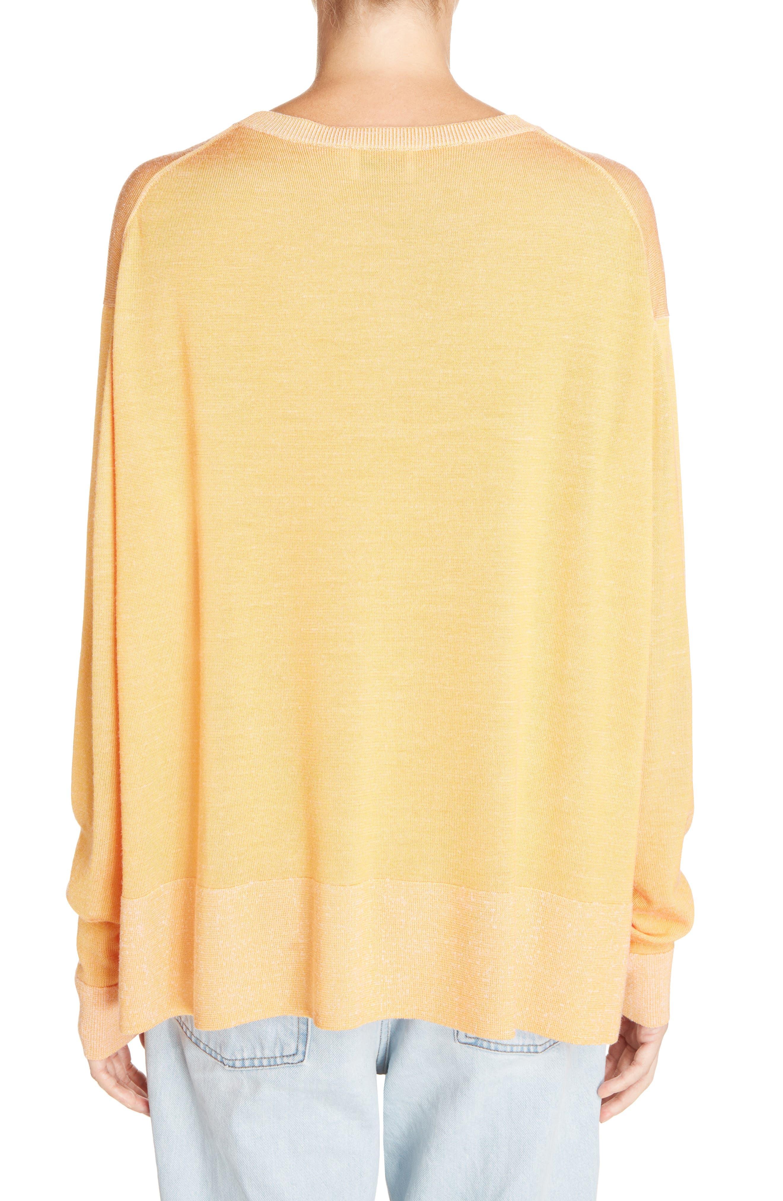 Finola 2-Tone Sweater,                             Alternate thumbnail 2, color,                             800
