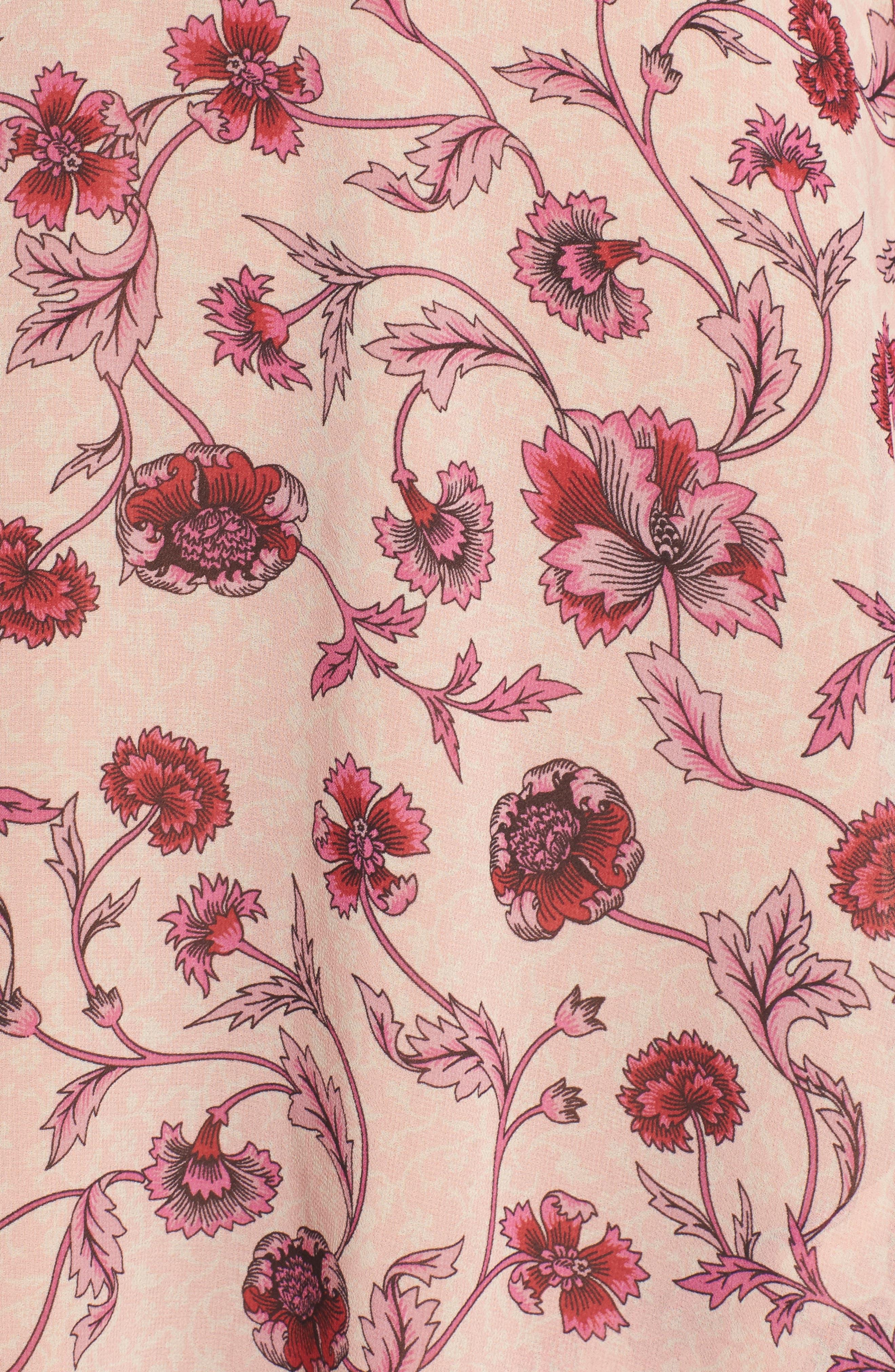 Agness Minidress,                             Alternate thumbnail 5, color,                             650