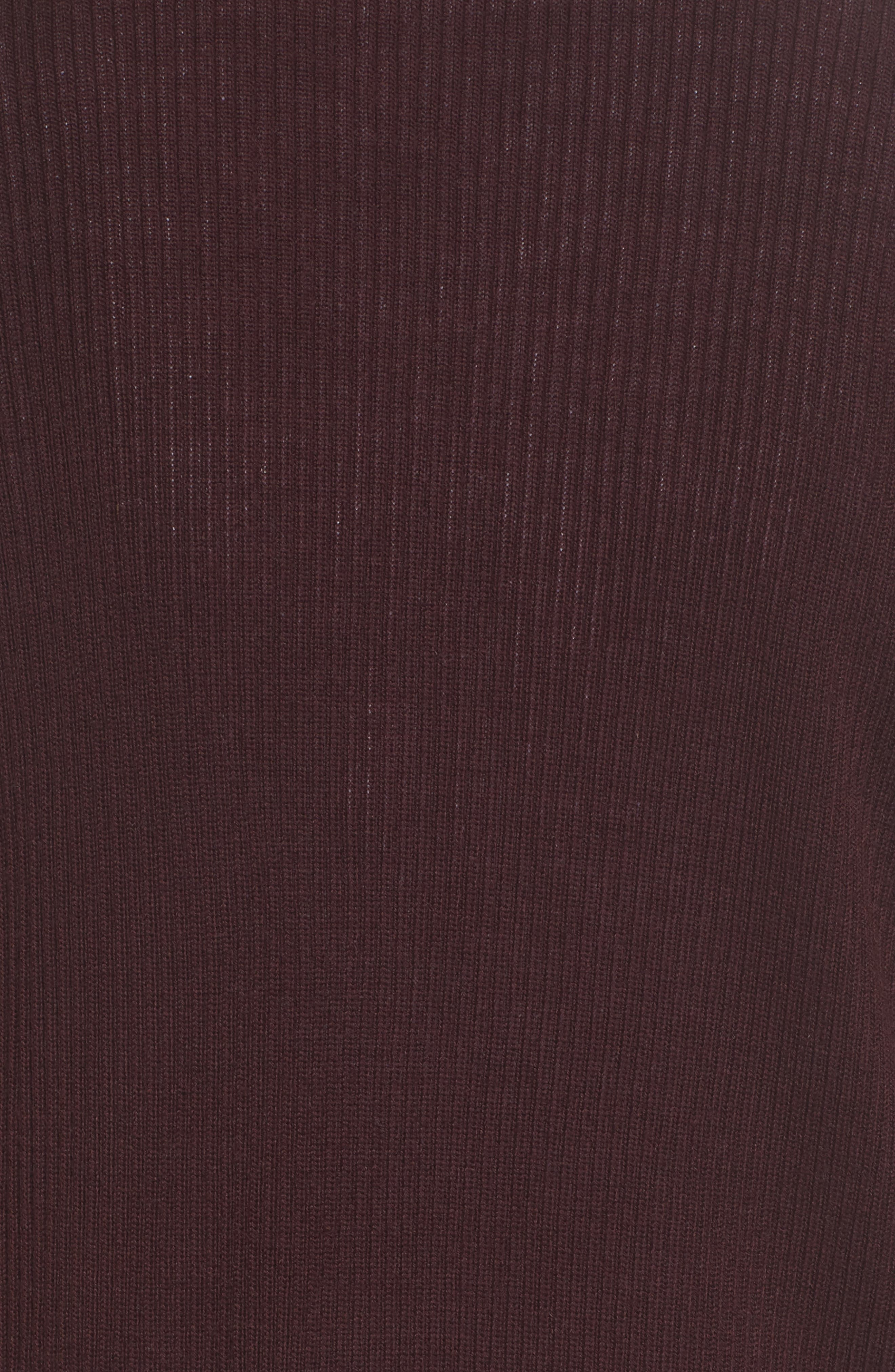 Rib Knit Wool Blend Cardigan,                             Alternate thumbnail 101, color,