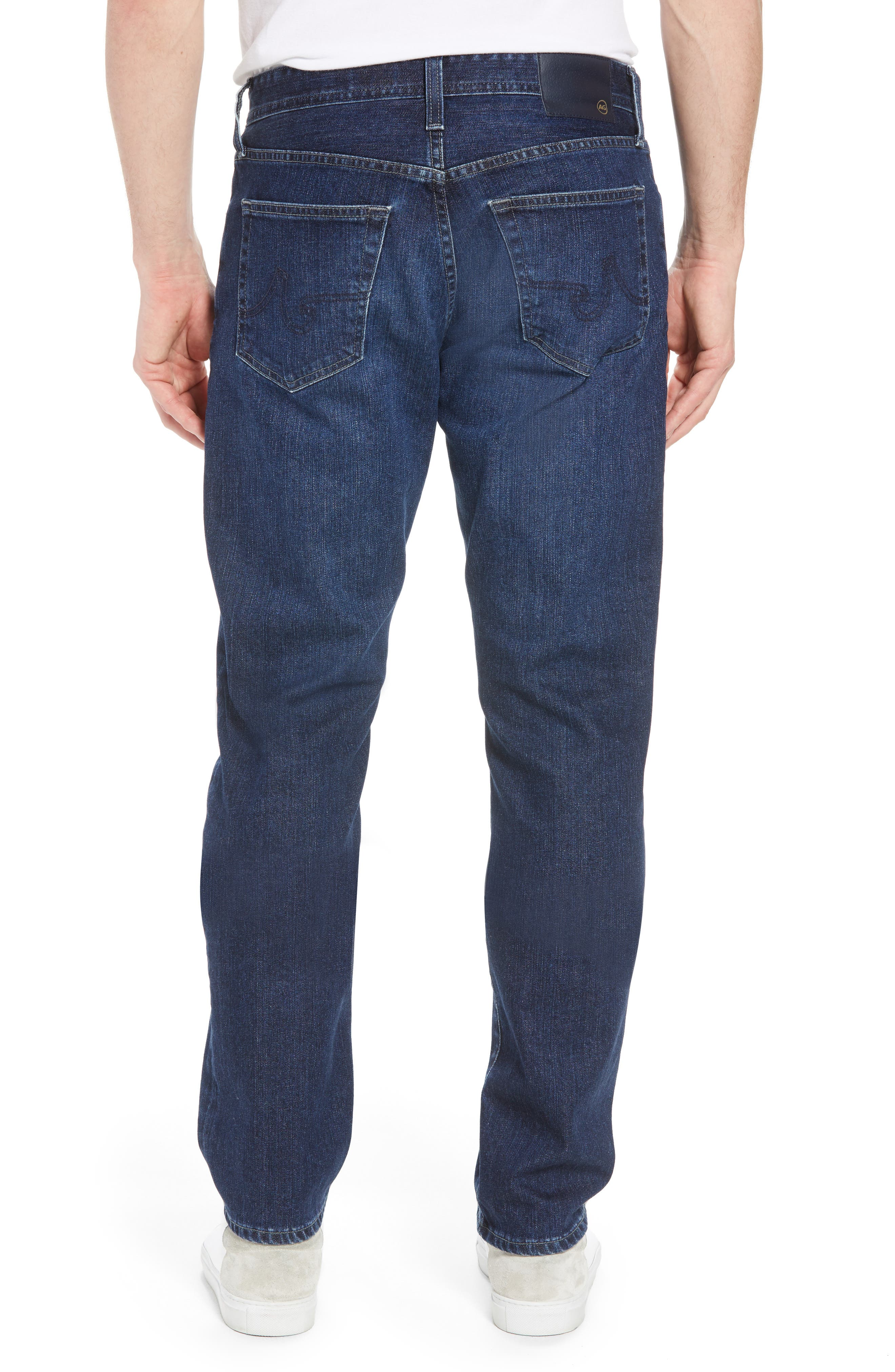 Ives Straight Leg Jeans,                             Alternate thumbnail 2, color,                             LAKEVIEW