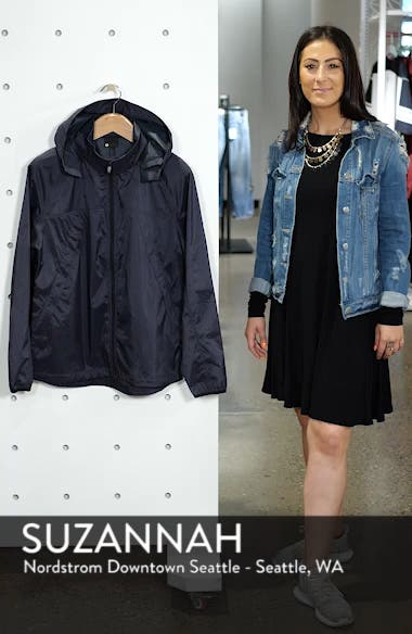 Xieite Hooded Jacket, sales video thumbnail