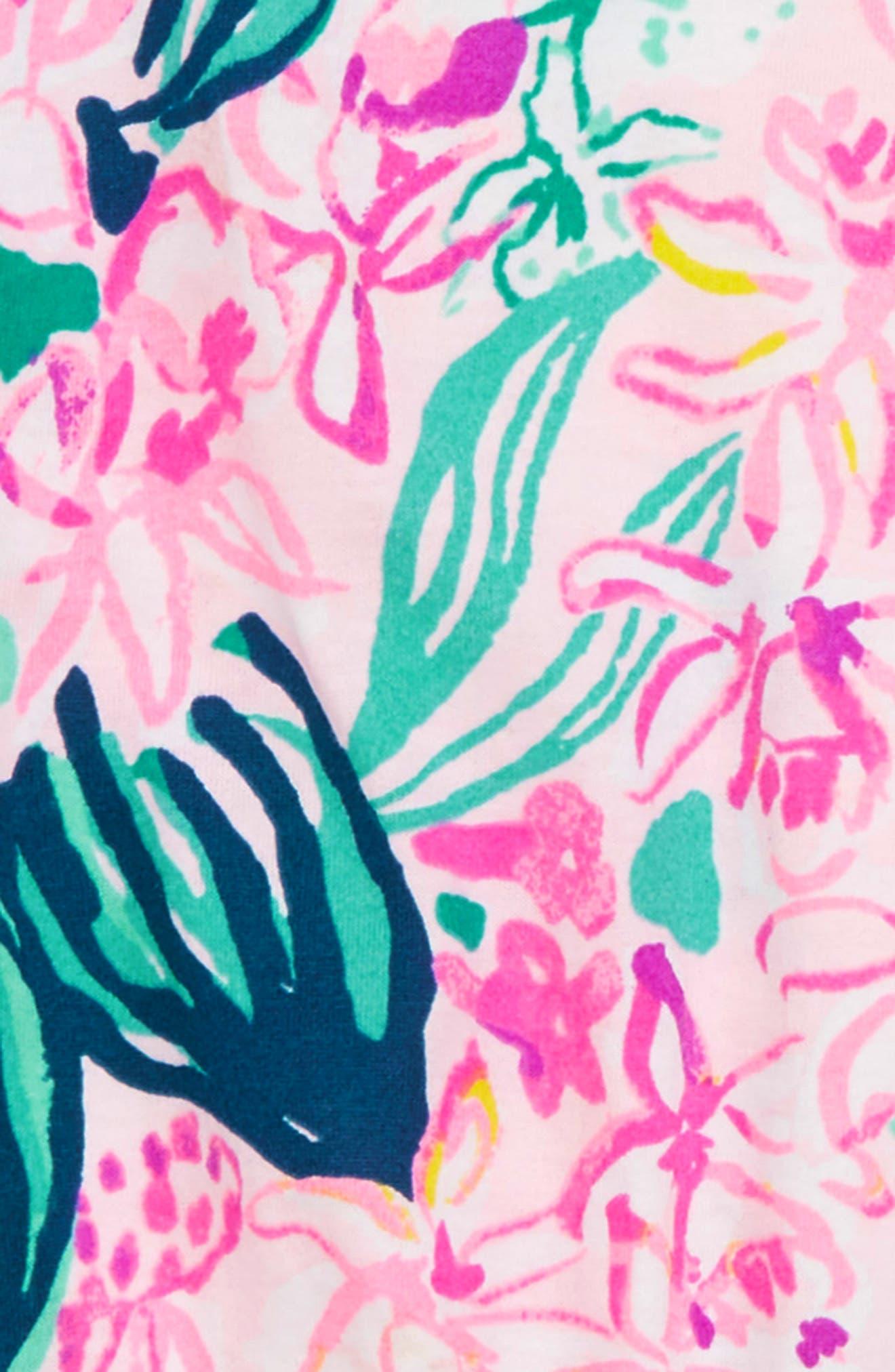 Camryn Tie Sleeve Romper,                             Alternate thumbnail 2, color,                             300