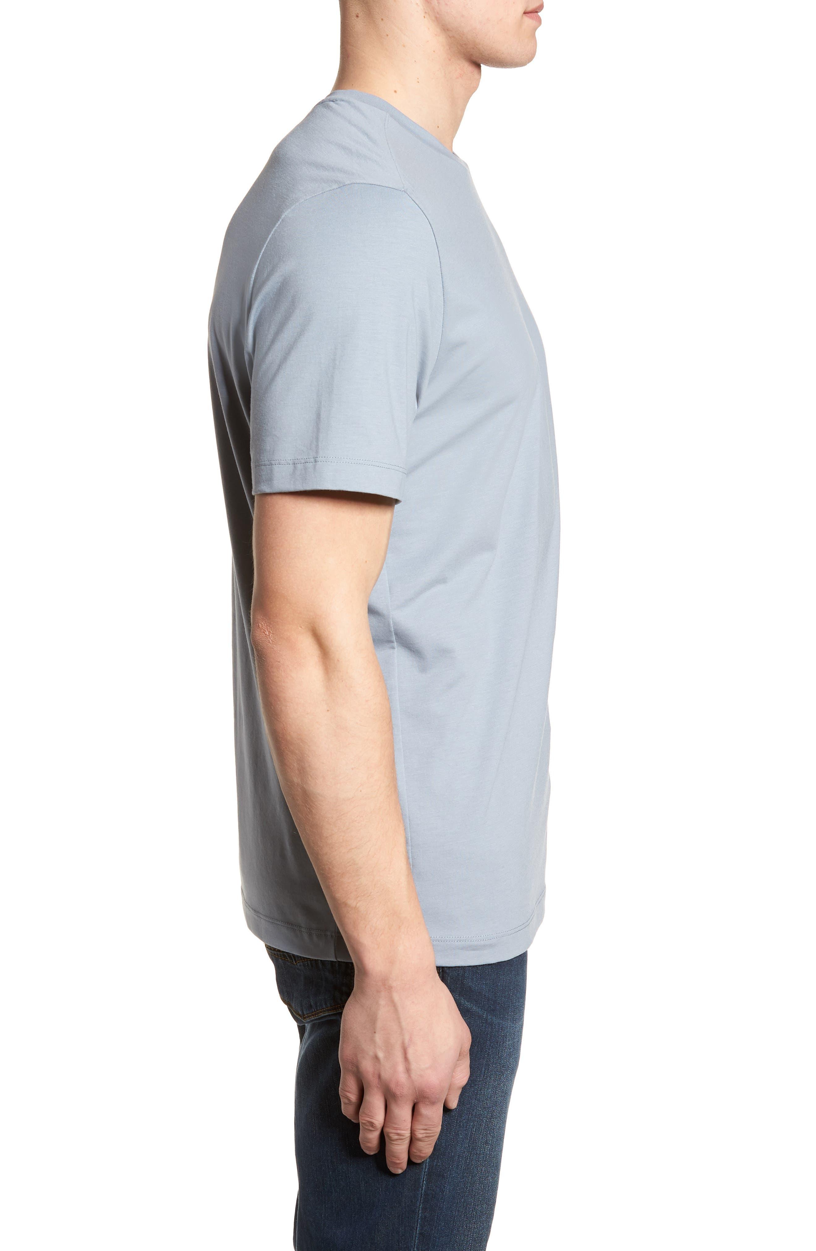 Tropicool T-Shirt,                             Alternate thumbnail 3, color,                             050