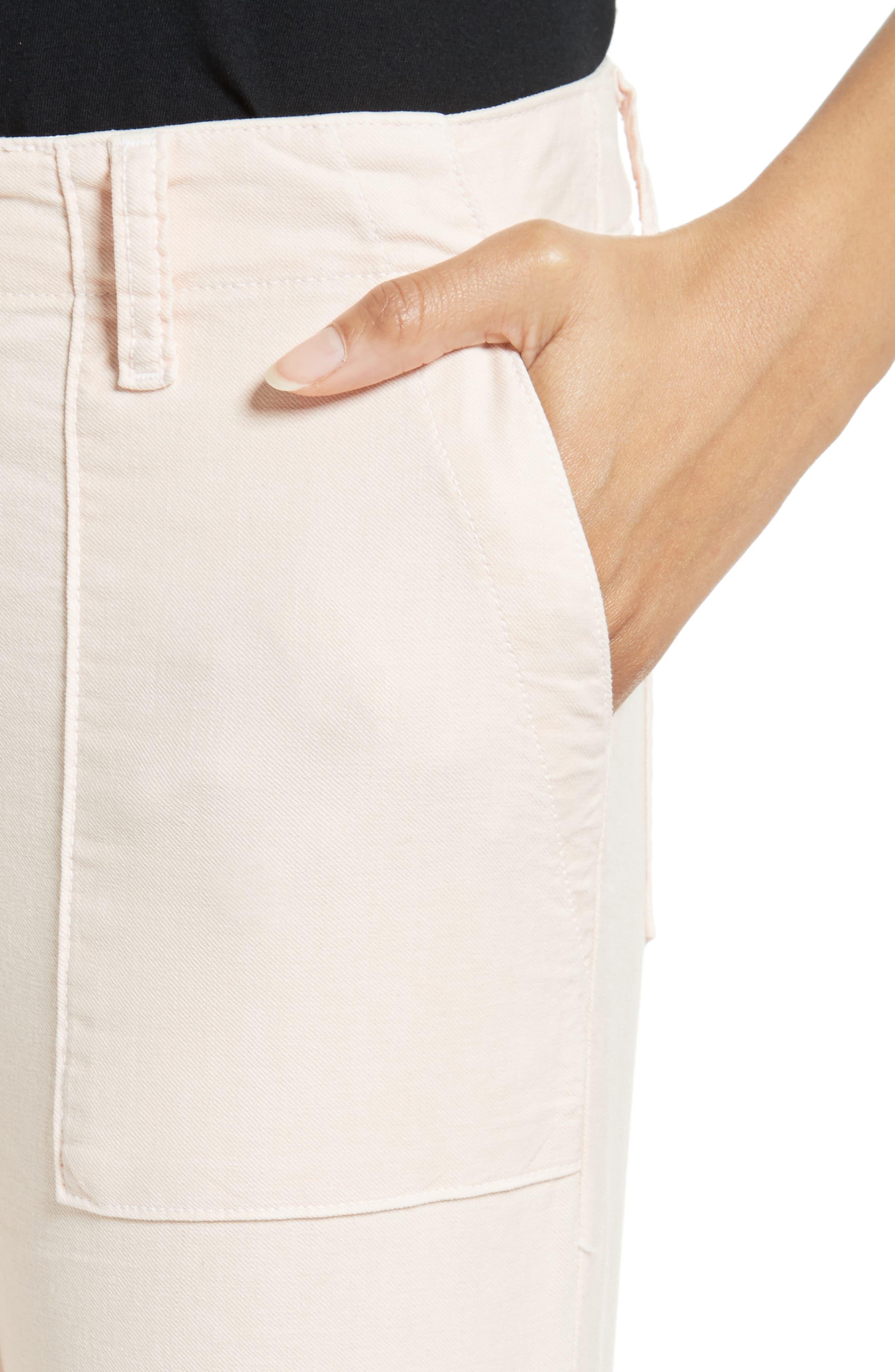 Painter Cotton & Linen Pants,                             Alternate thumbnail 20, color,