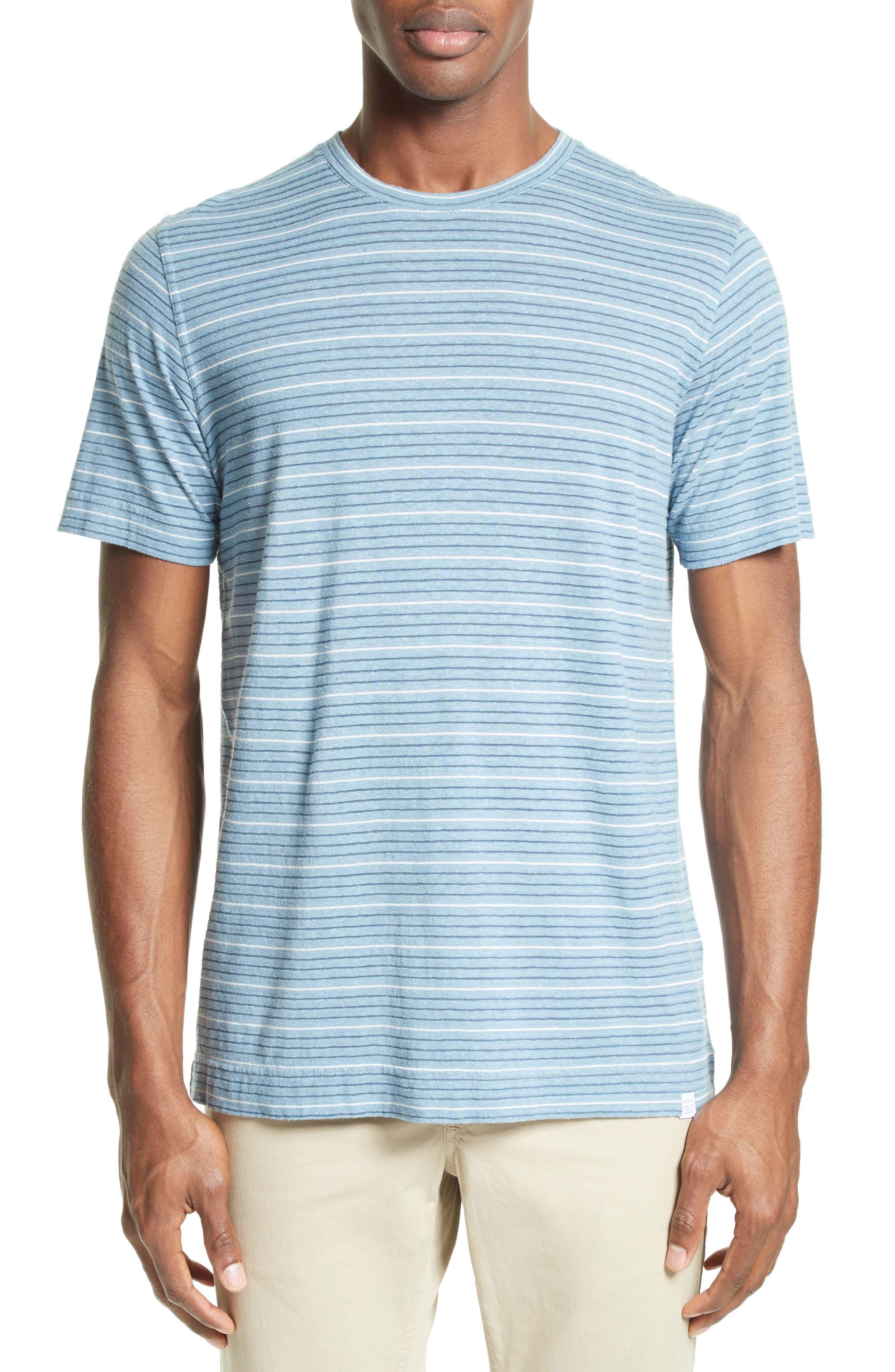Stripe T-Shirt,                             Main thumbnail 1, color,                             100