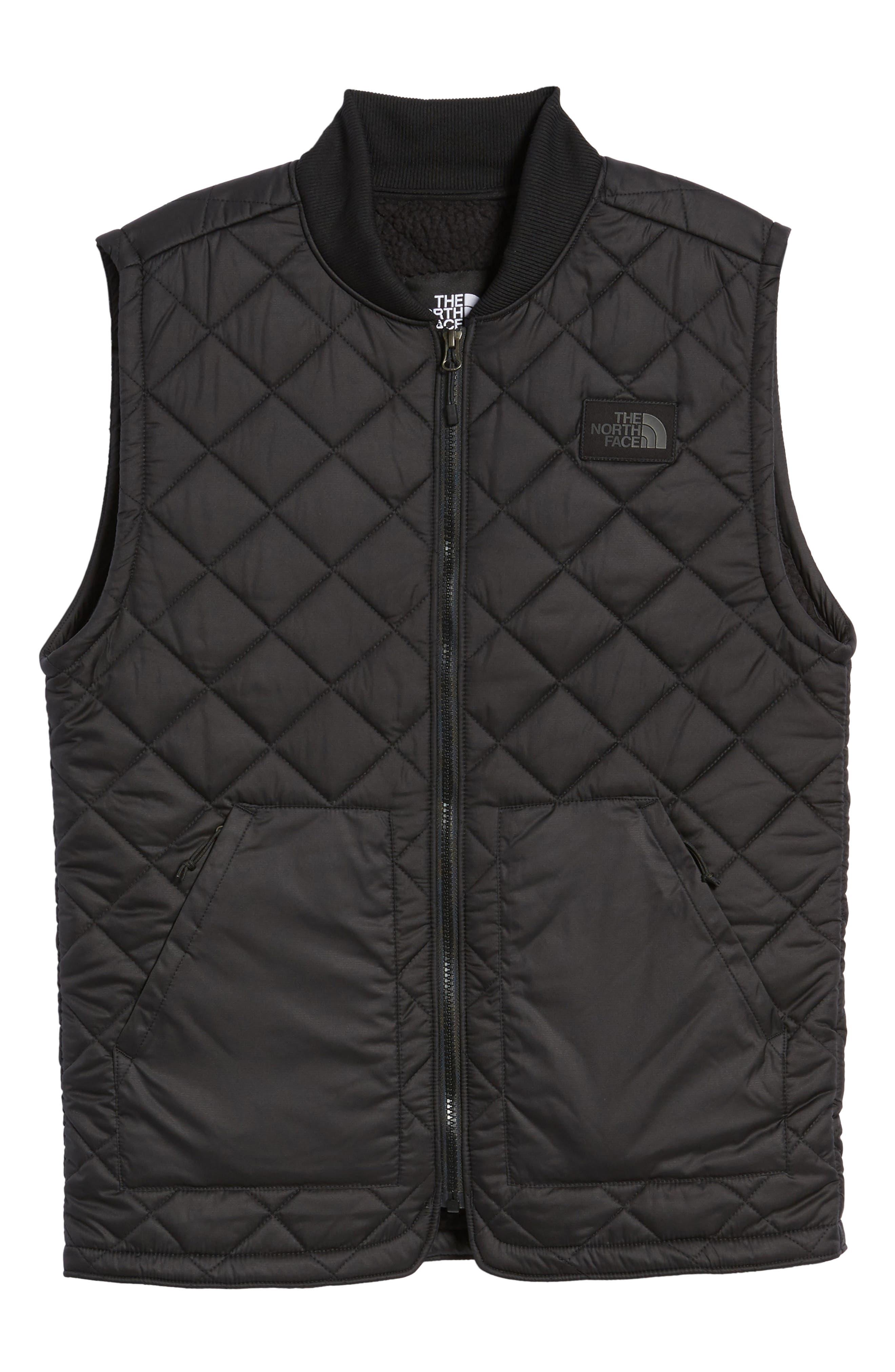 Cuchillo Insulated Vest,                             Alternate thumbnail 5, color,                             001