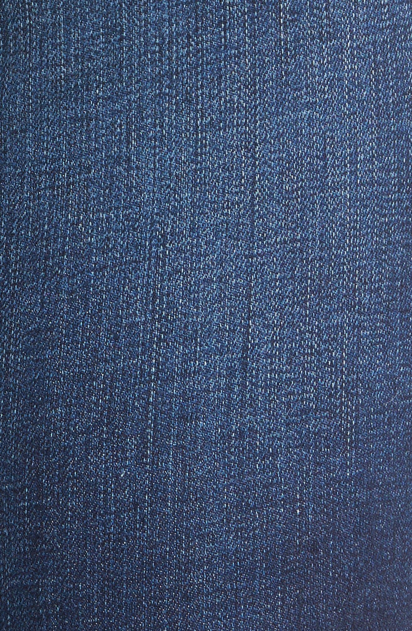 'The Farrah' High Rise Skinny Jeans,                             Alternate thumbnail 46, color,
