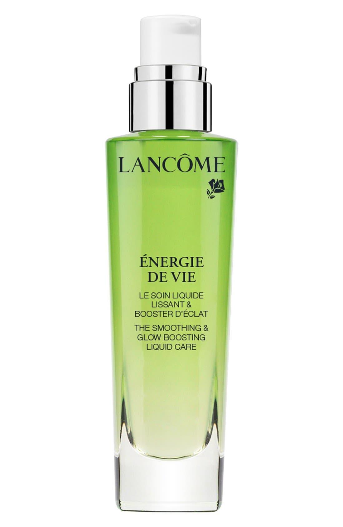Énergie de Vie Antioxidant & Glow Boosting Liquid Care Moisturizer,                             Main thumbnail 1, color,                             NO COLOR