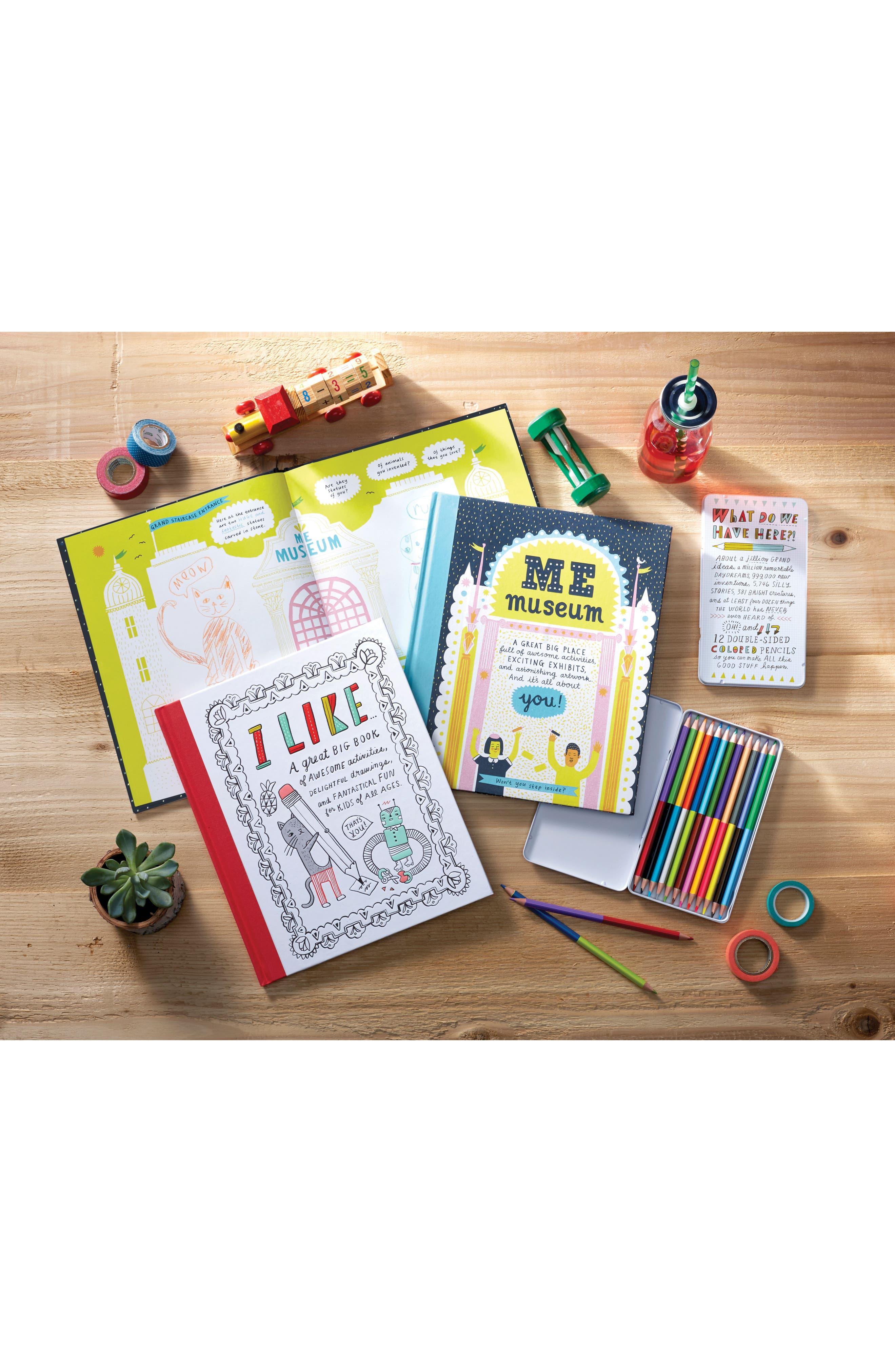 'Me Museum' - An Activity Book,                             Alternate thumbnail 5, color,                             700