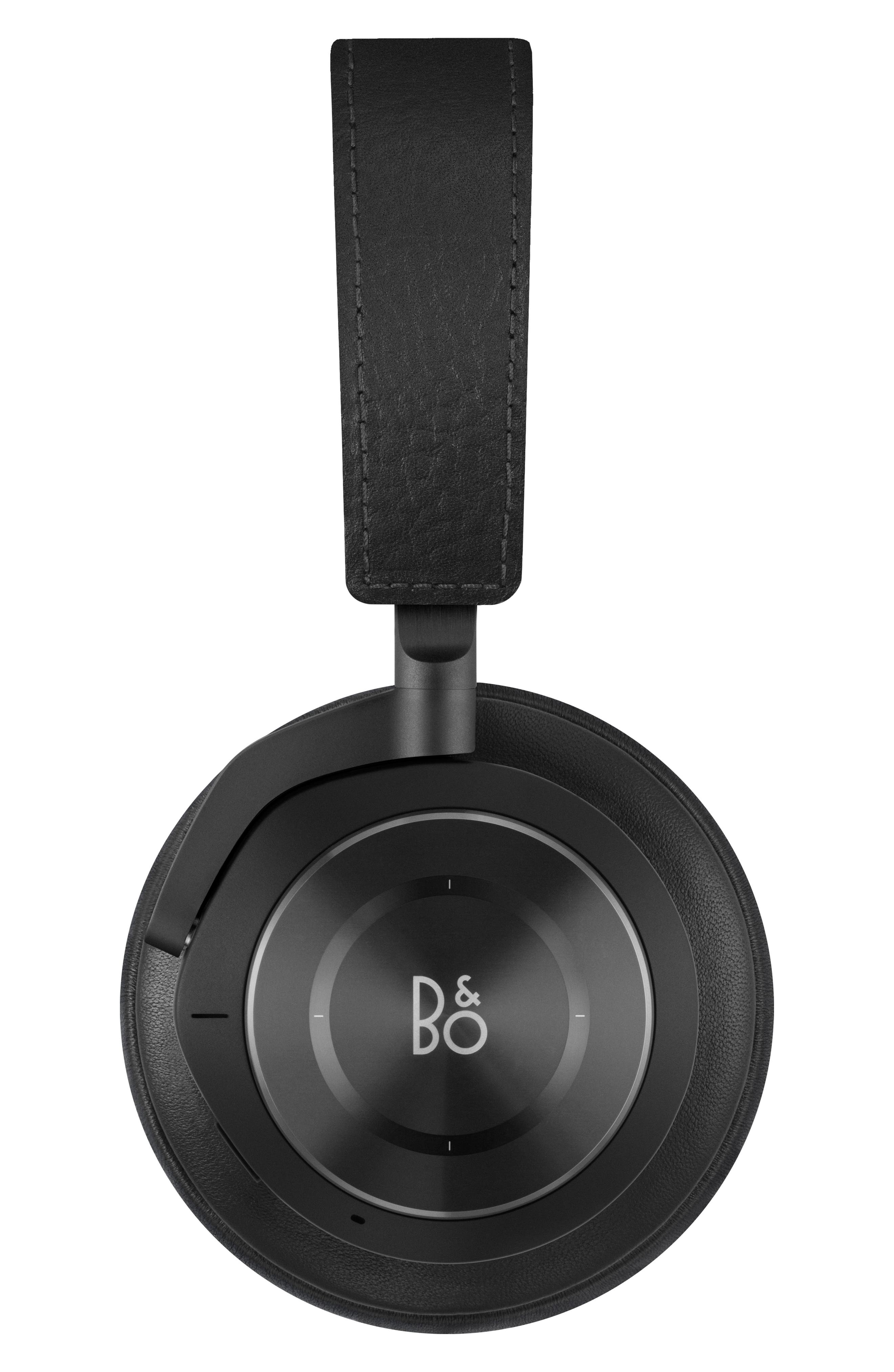 Beoplay H9I Noise Canceling Bluetooth<sup>®</sup> Headphones,                             Alternate thumbnail 2, color,                             001