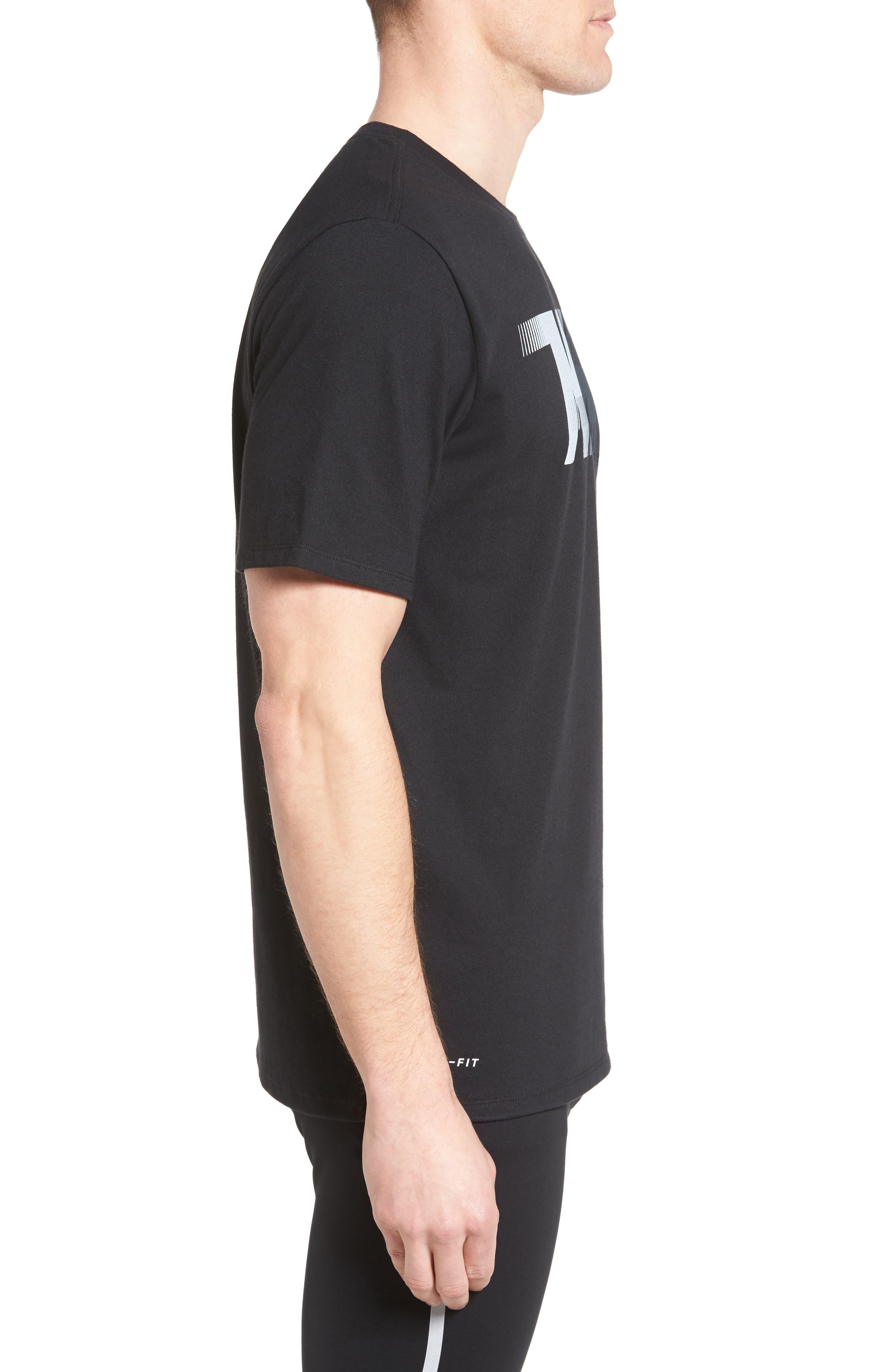 Dri-FIT Training T-Shirt,                             Alternate thumbnail 9, color,
