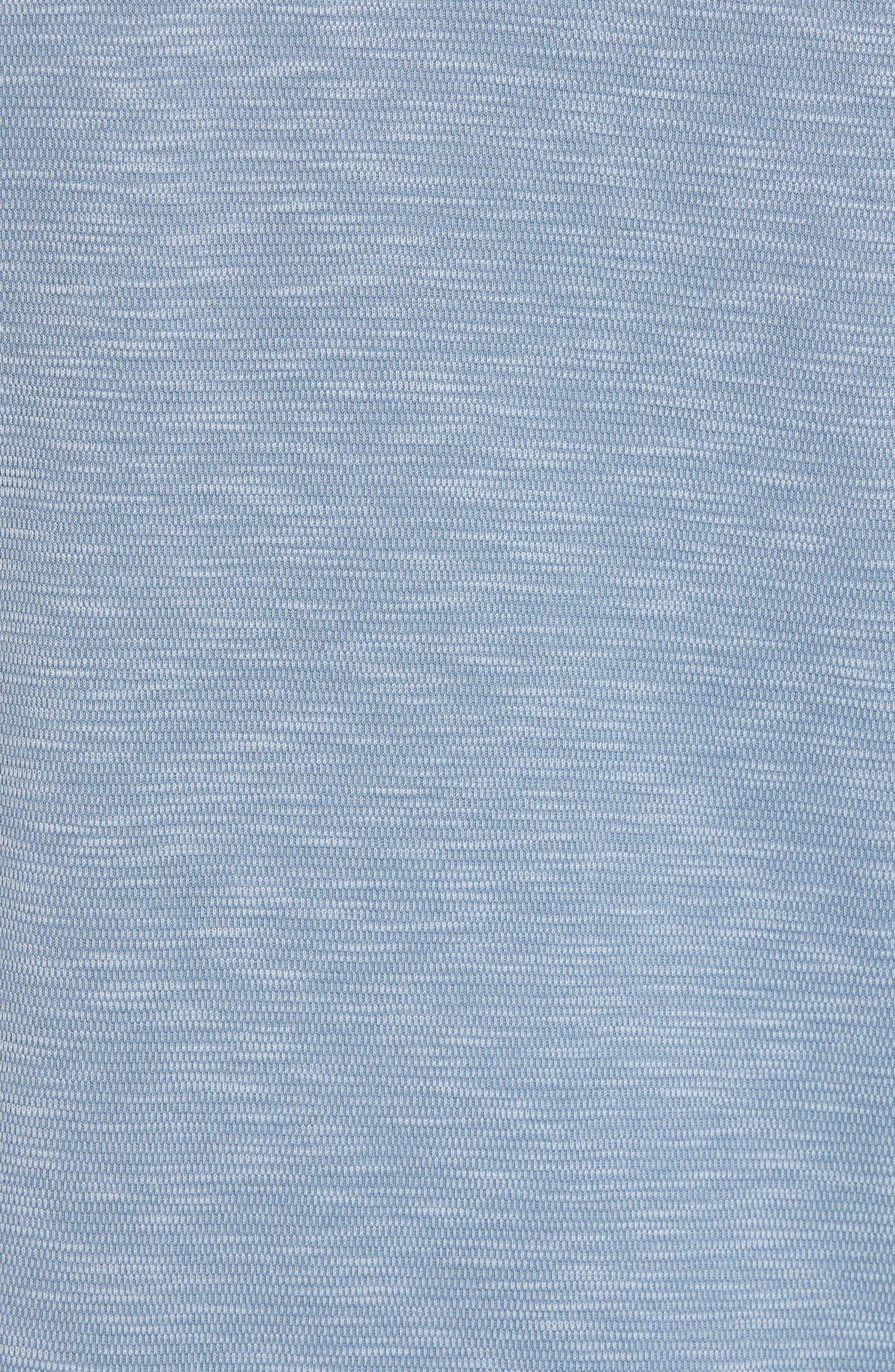 Paradise Around Long Sleeve Polo,                             Alternate thumbnail 5, color,                             402
