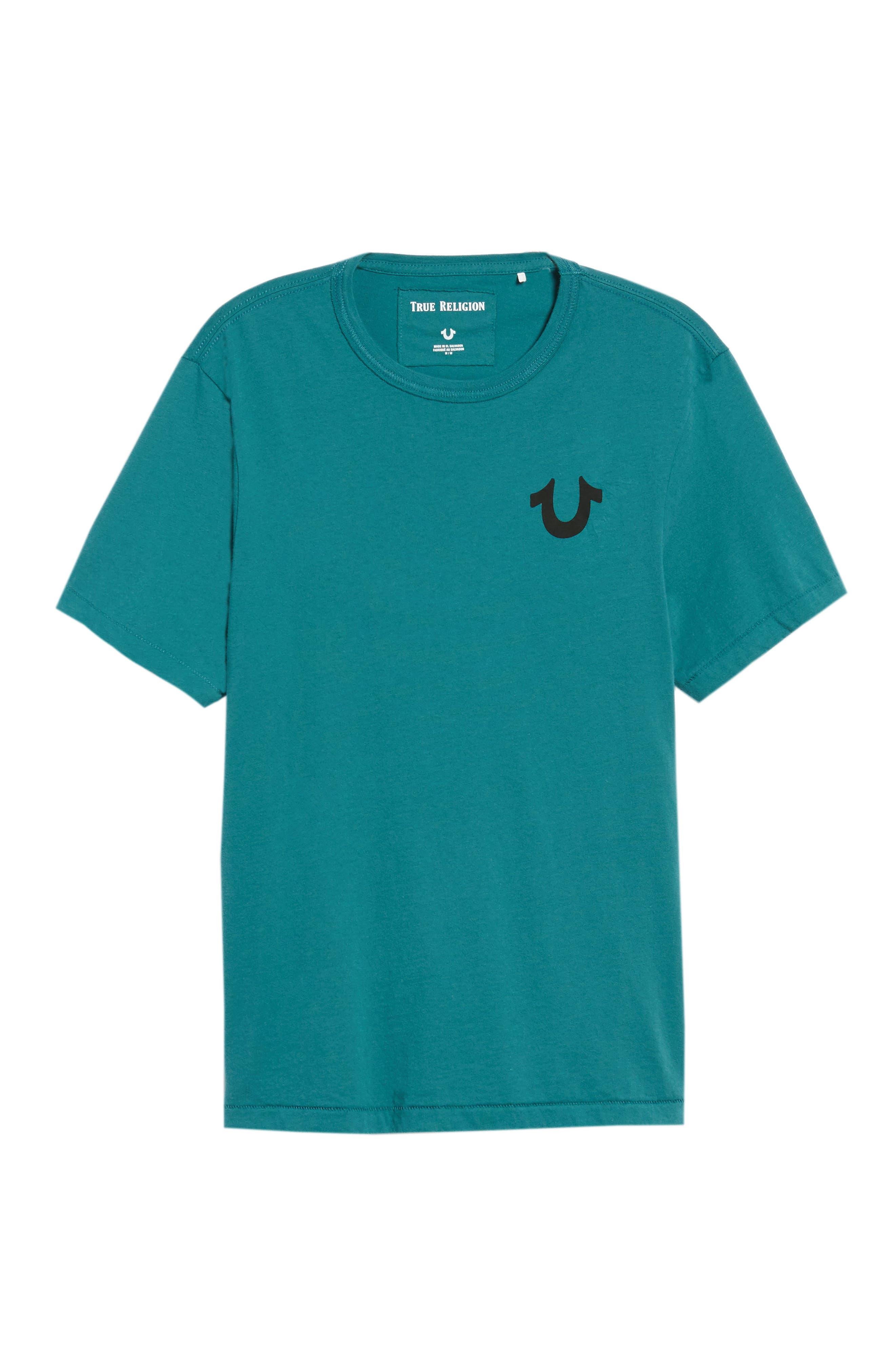 Capital T-Shirt,                             Alternate thumbnail 9, color,