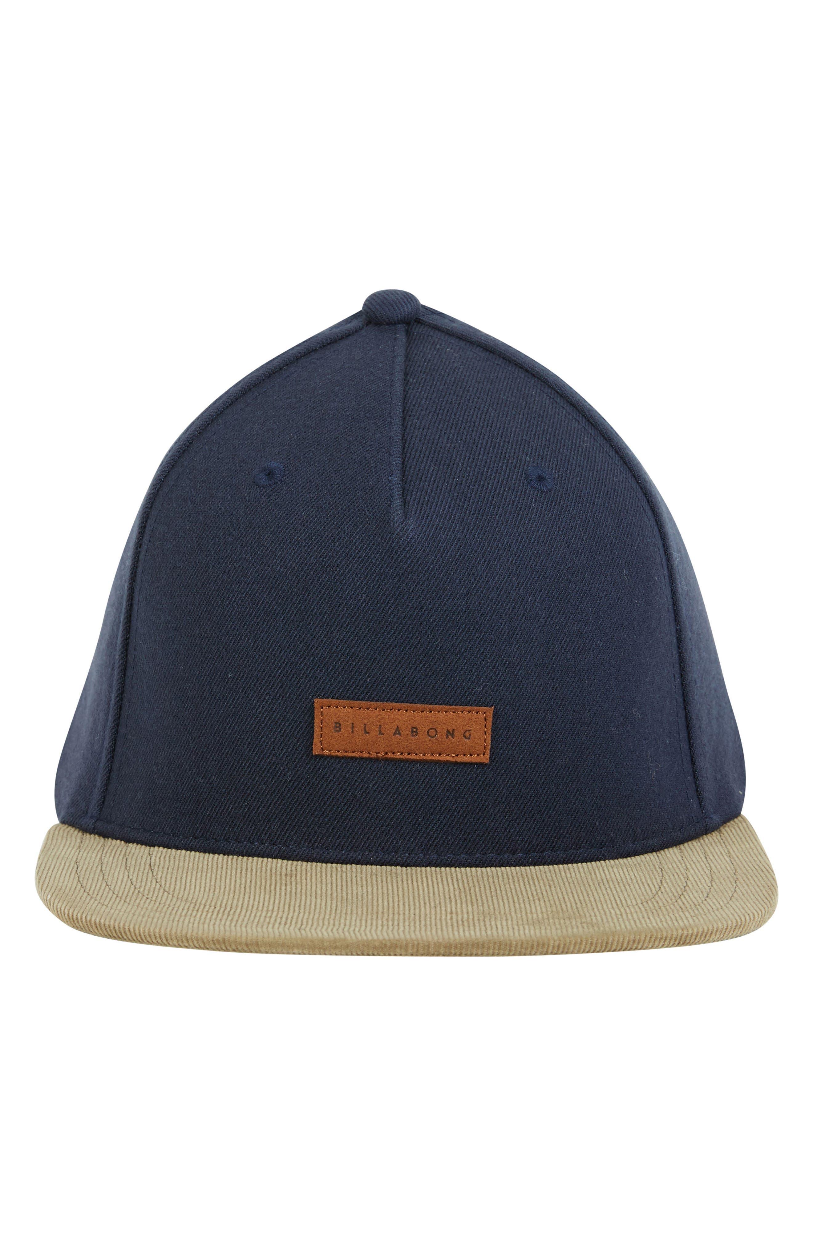 Oxford Snapback Baseball Cap,                             Alternate thumbnail 2, color,                             NAVY