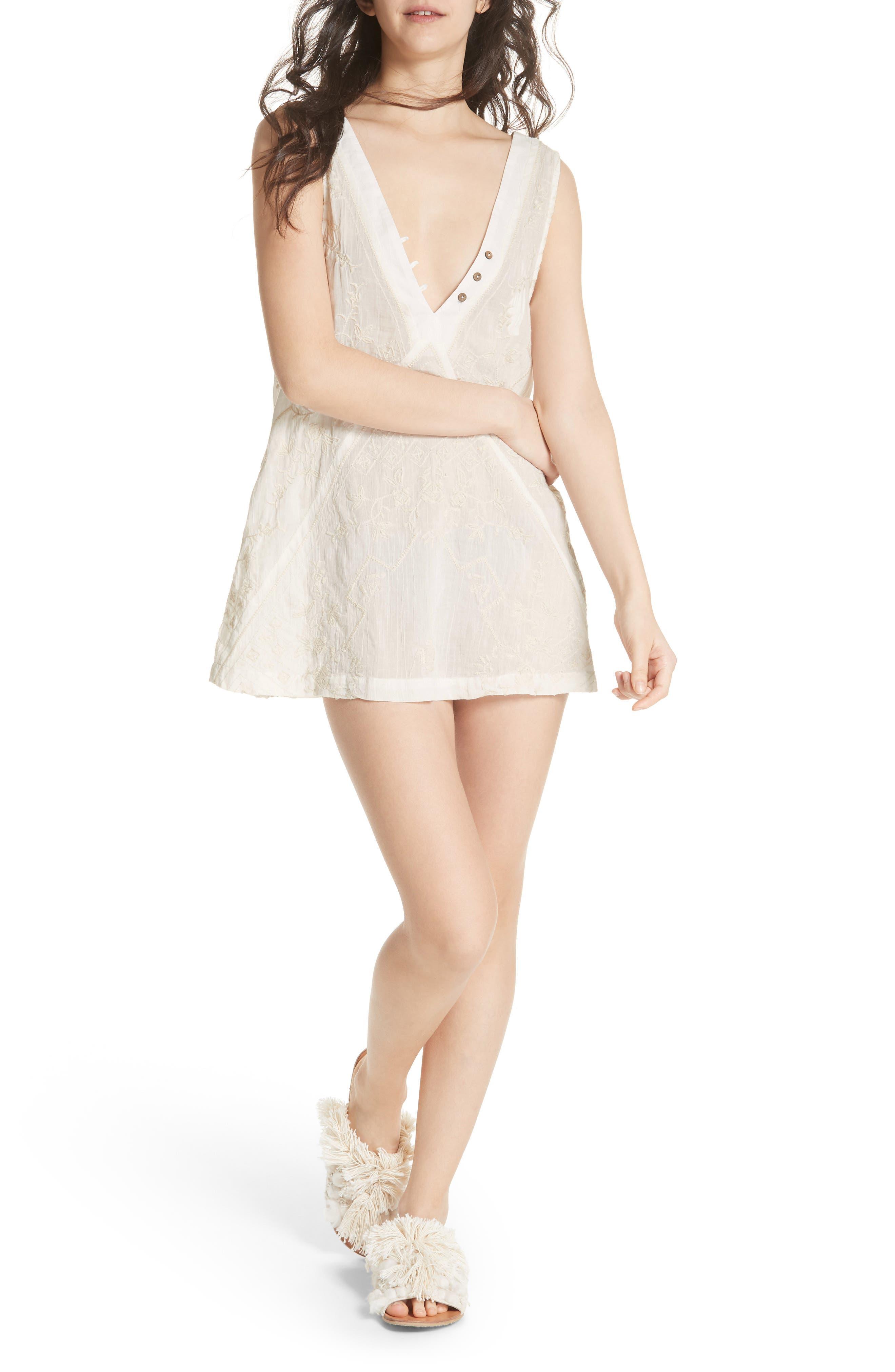 Sweetest Shifty Minidress,                             Main thumbnail 2, color,