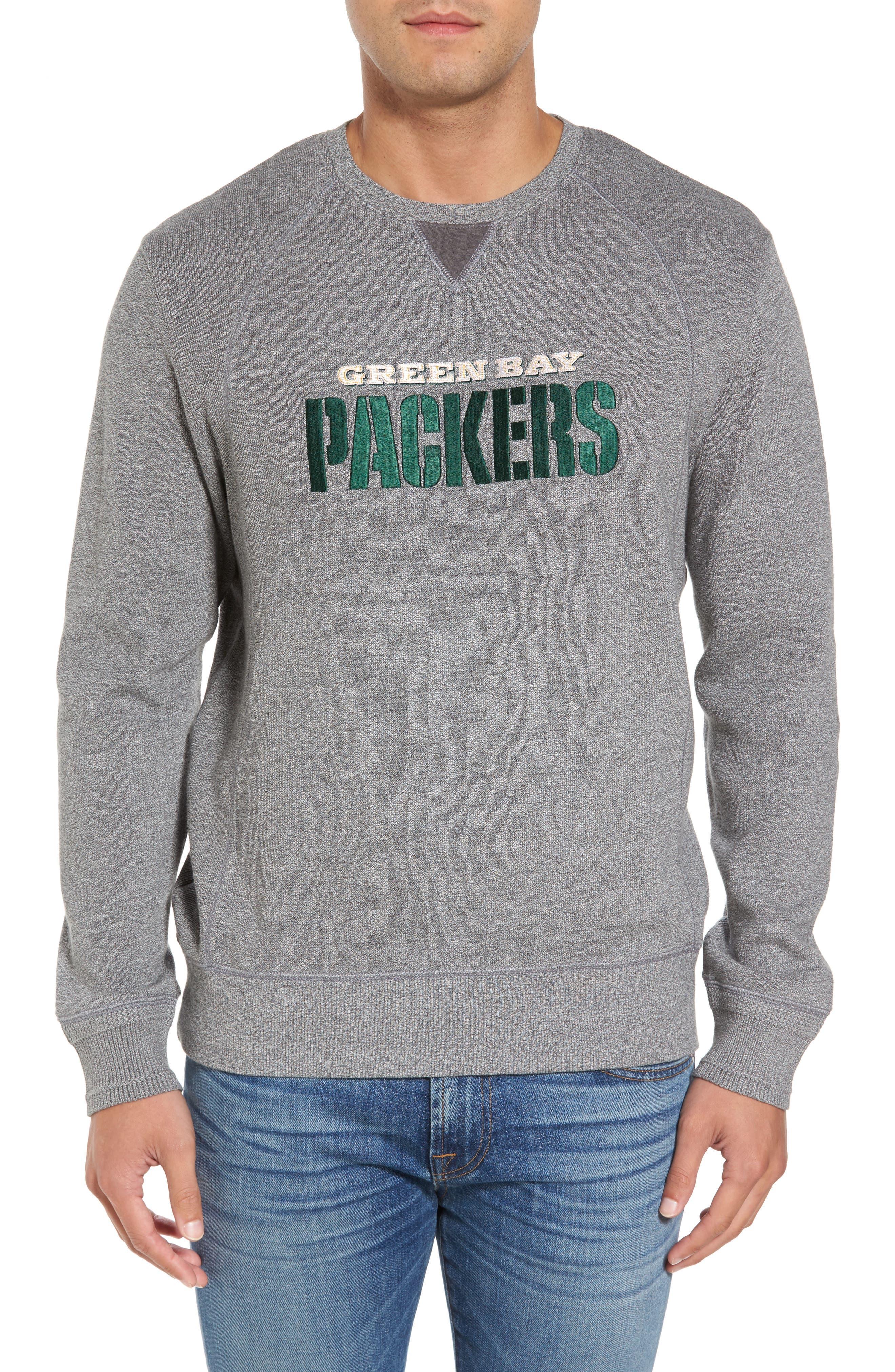 NFL Stitch of Liberty Embroidered Crewneck Sweatshirt,                             Main thumbnail 20, color,