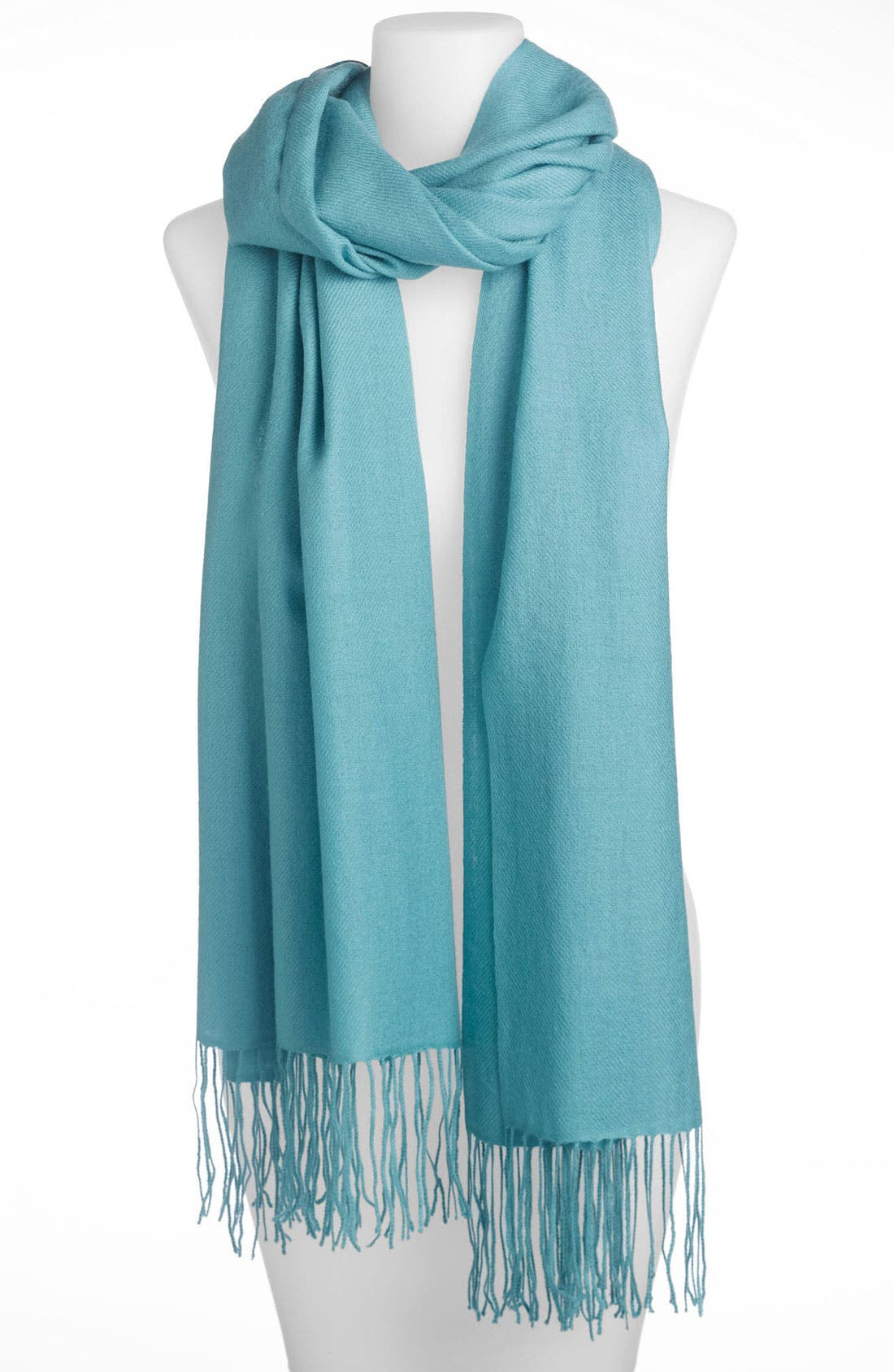 Tissue Weight Wool & Cashmere Wrap,                             Main thumbnail 83, color,