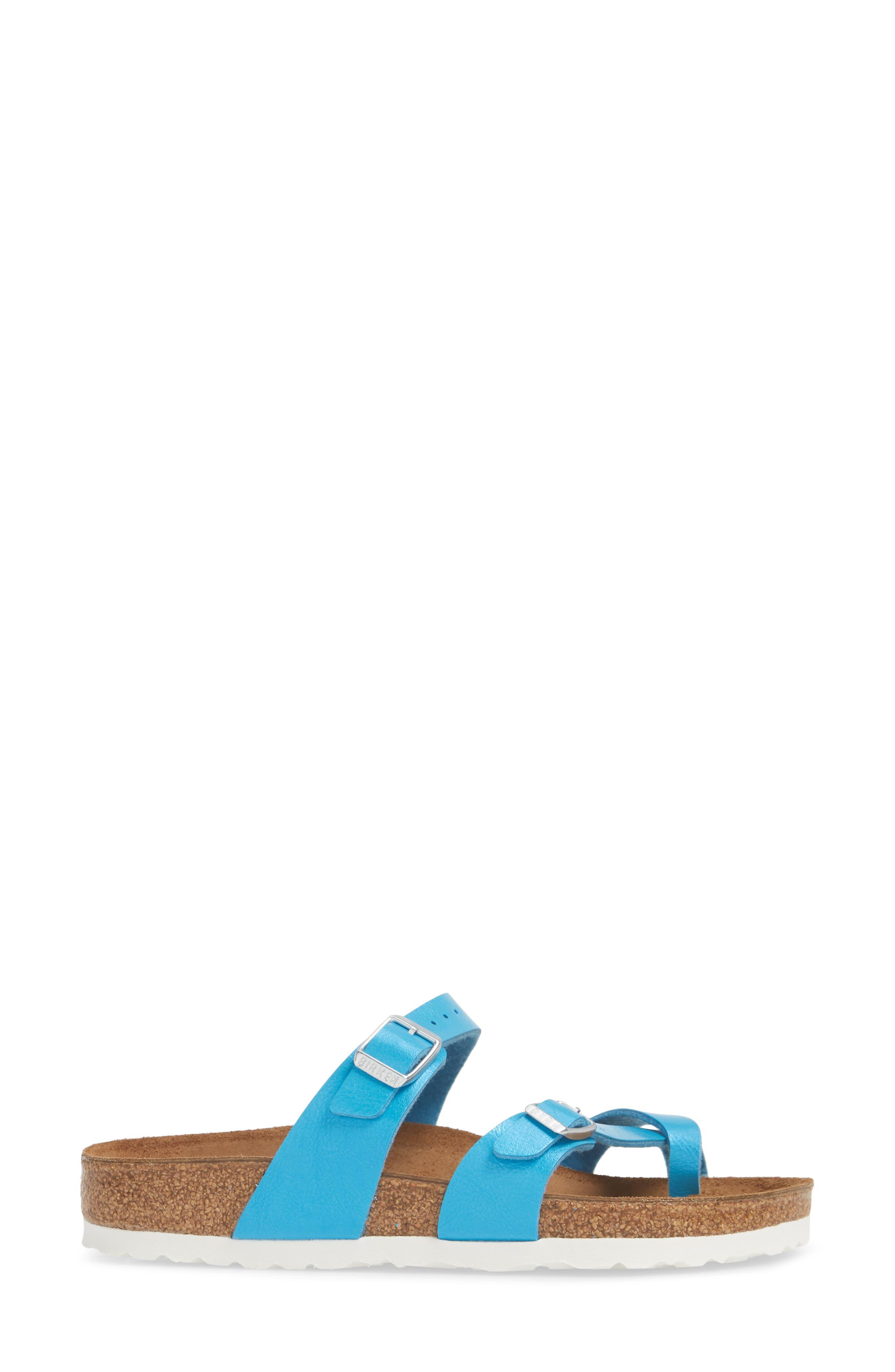 'Mayari' Birko-Flor<sup>™</sup> Sandal,                             Alternate thumbnail 56, color,