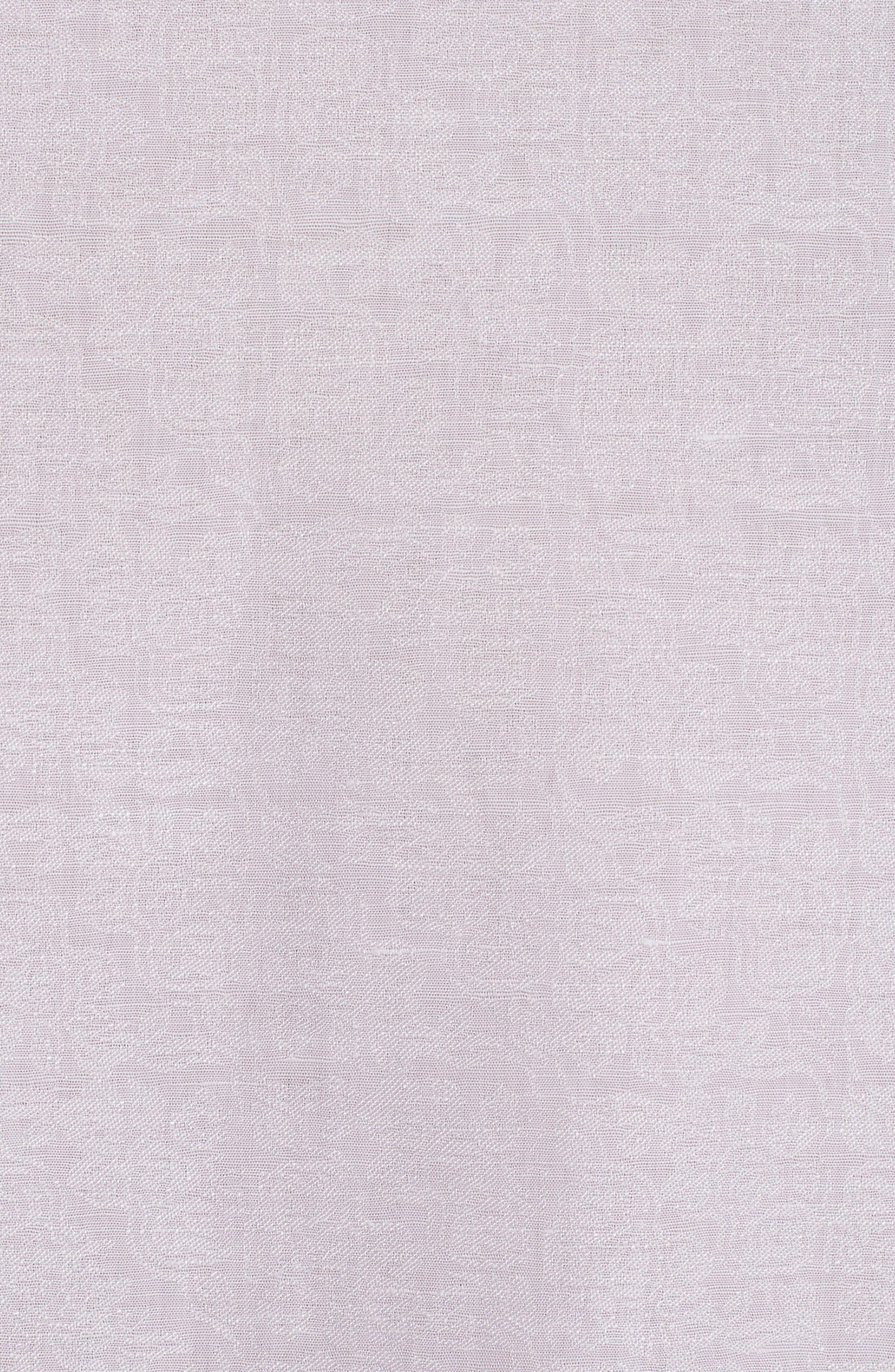 Cyprus Classic Fit Linen & Cotton Sport Shirt,                             Alternate thumbnail 9, color,
